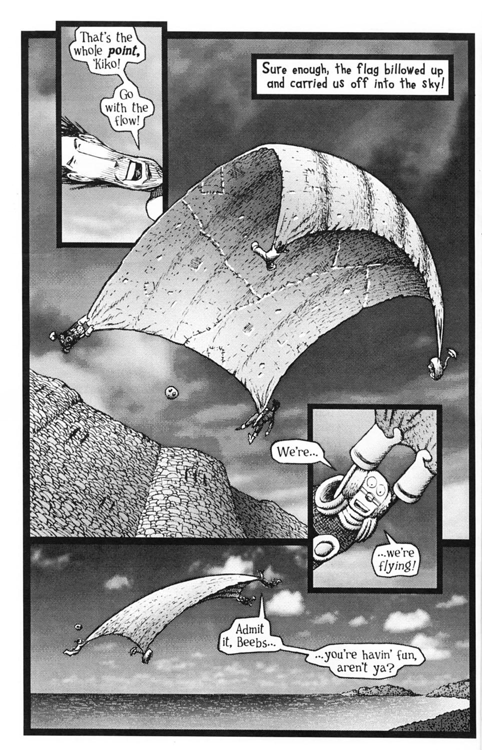 Read online Akiko comic -  Issue #Akiko _TPB 2 - 68