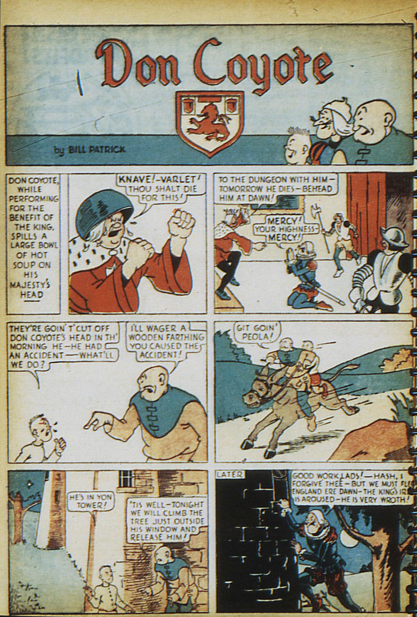 Read online Adventure Comics (1938) comic -  Issue #13 - 8