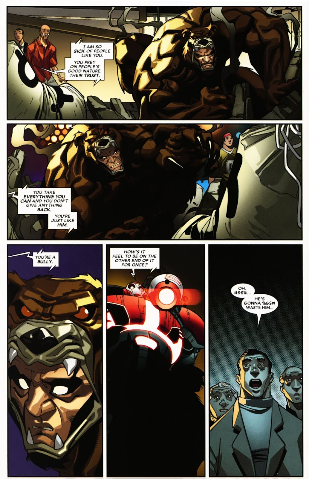 Read online Deadpool (2008) comic -  Issue #24 - 24
