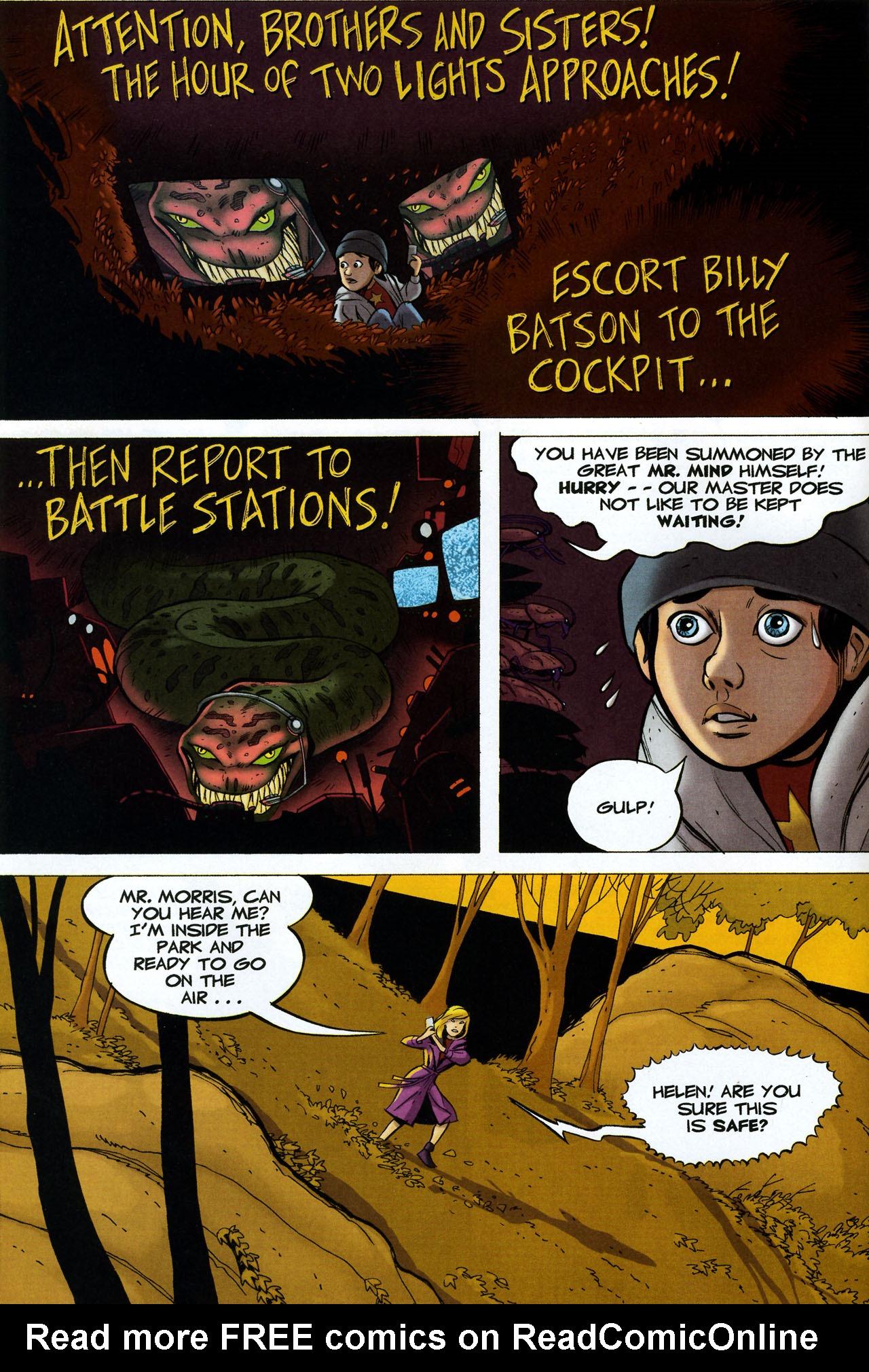 Read online Shazam!: The Monster Society of Evil comic -  Issue #4 - 18