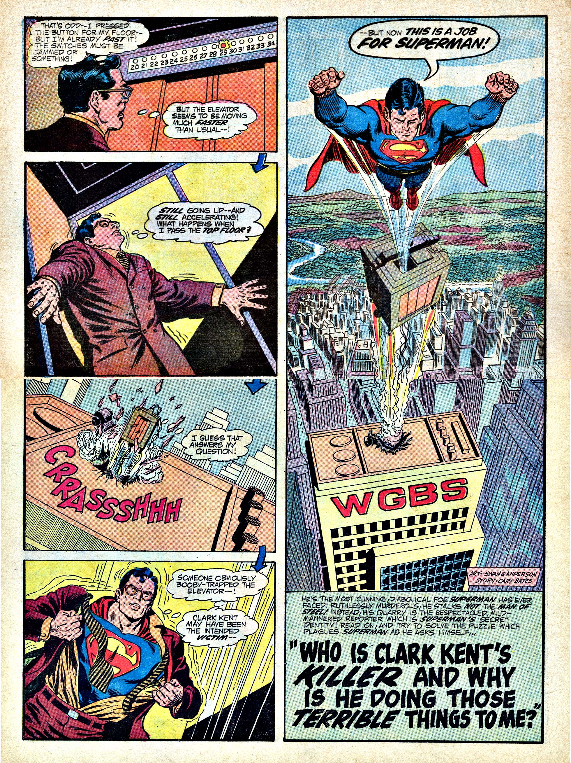 Read online Action Comics (1938) comic -  Issue #409 - 6
