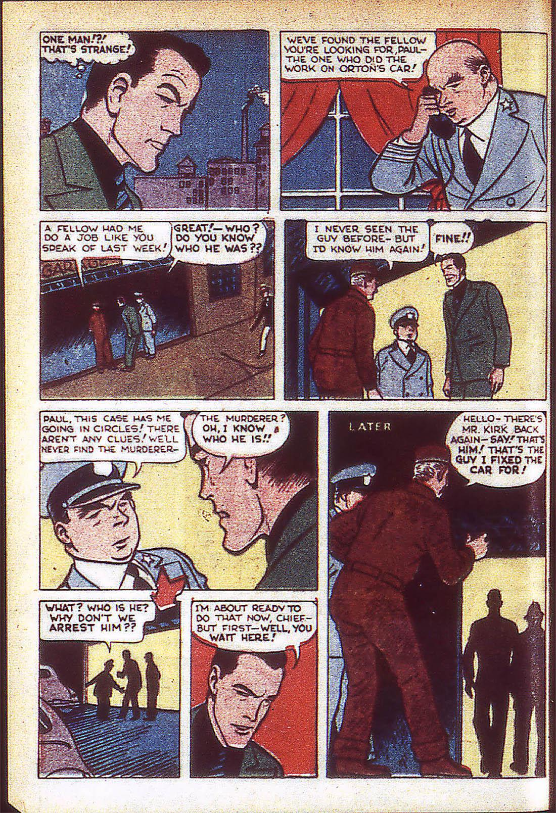 Read online Adventure Comics (1938) comic -  Issue #59 - 45