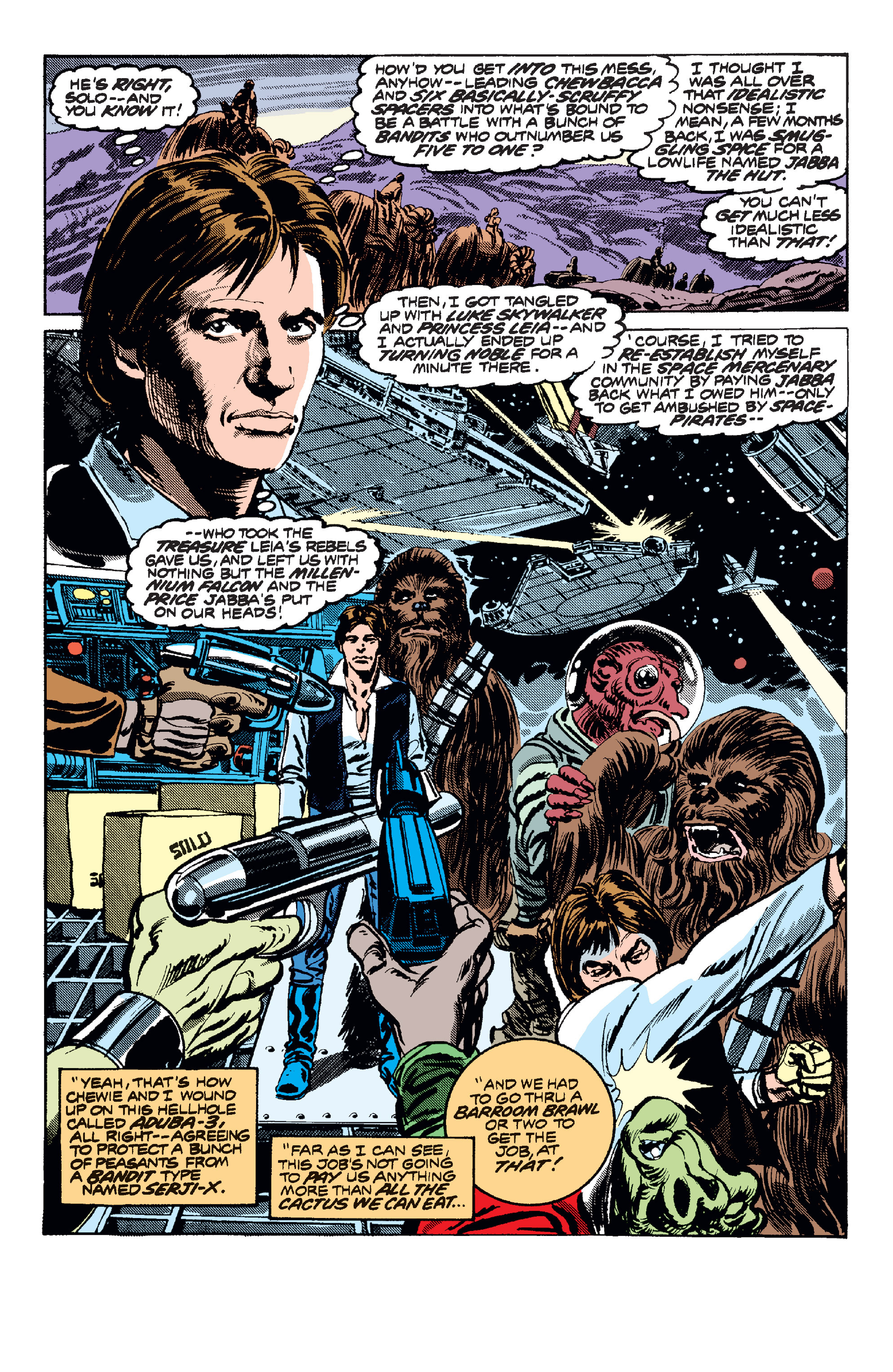 Read online Star Wars Omnibus comic -  Issue # Vol. 13 - 154