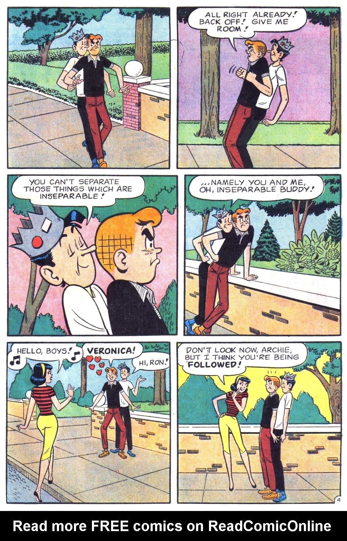 Read online Archie (1960) comic -  Issue #149 - 23