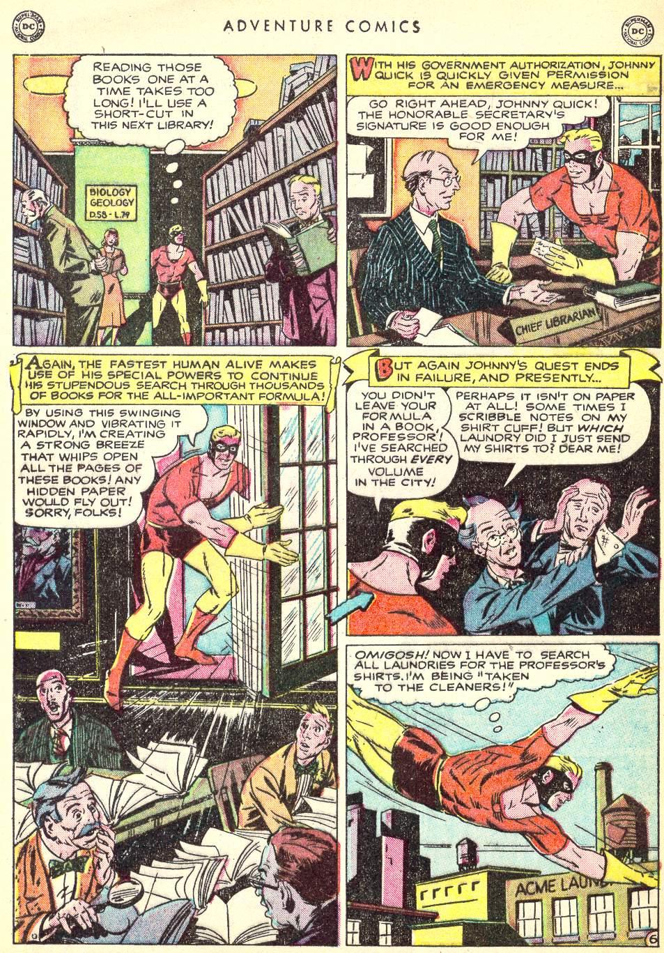 Read online Adventure Comics (1938) comic -  Issue #146 - 46