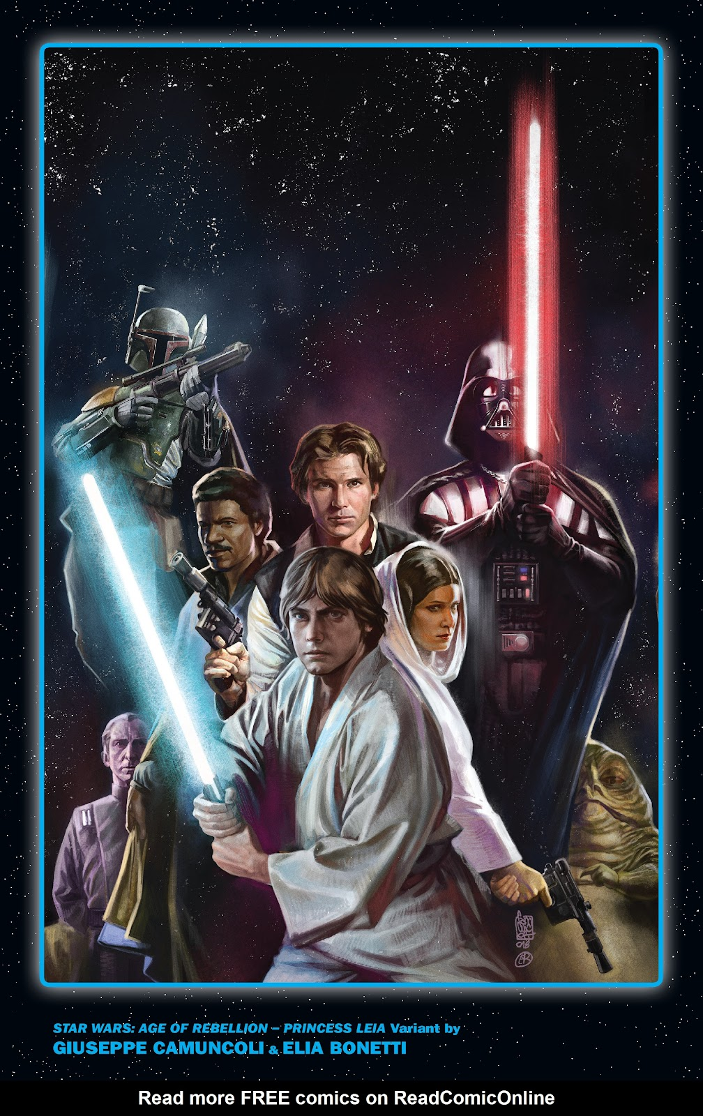 Read online Star Wars: Age of Rebellion - Heroes comic -  Issue # TPB - 117