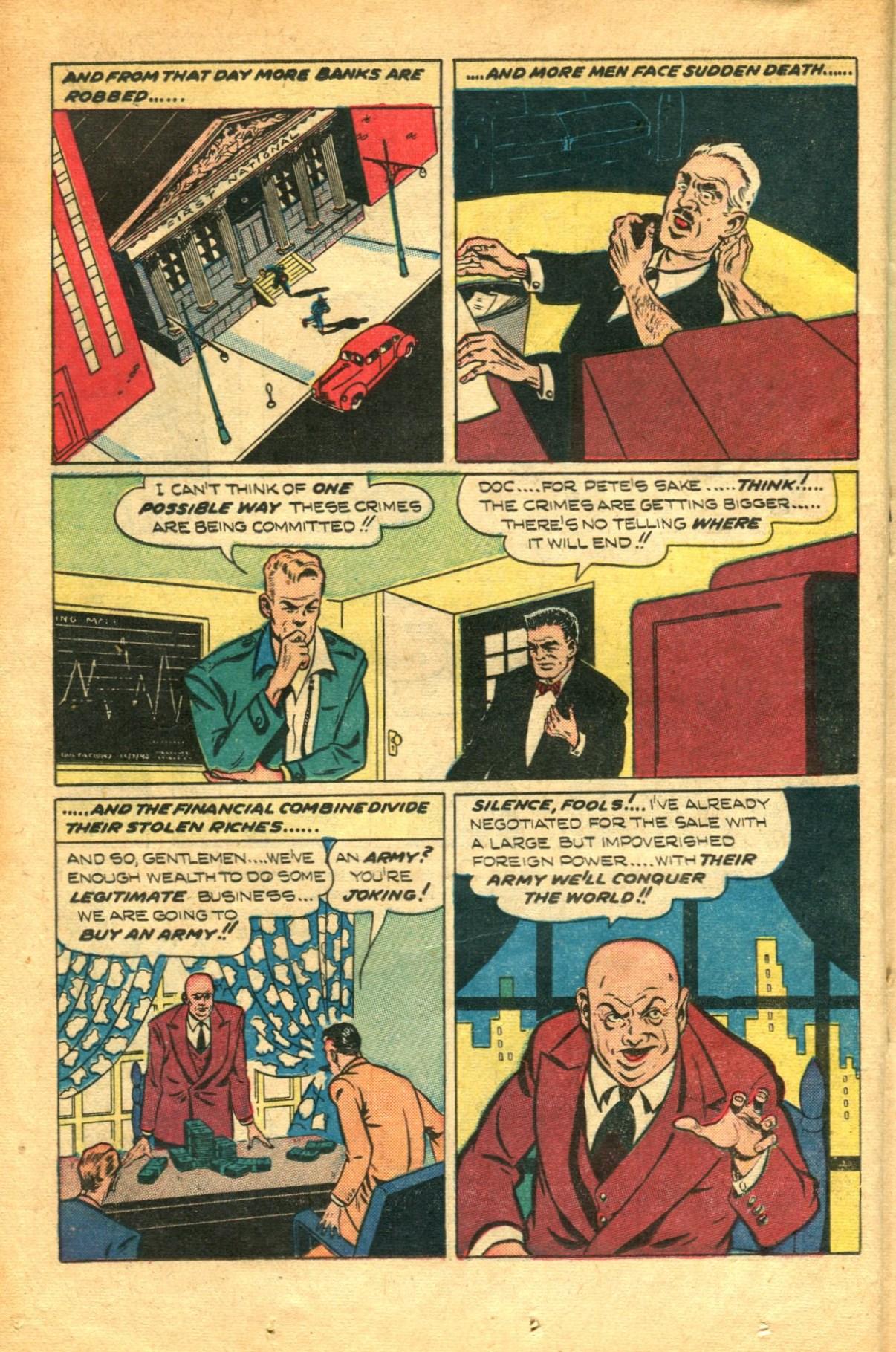 Read online Shadow Comics comic -  Issue #91 - 26