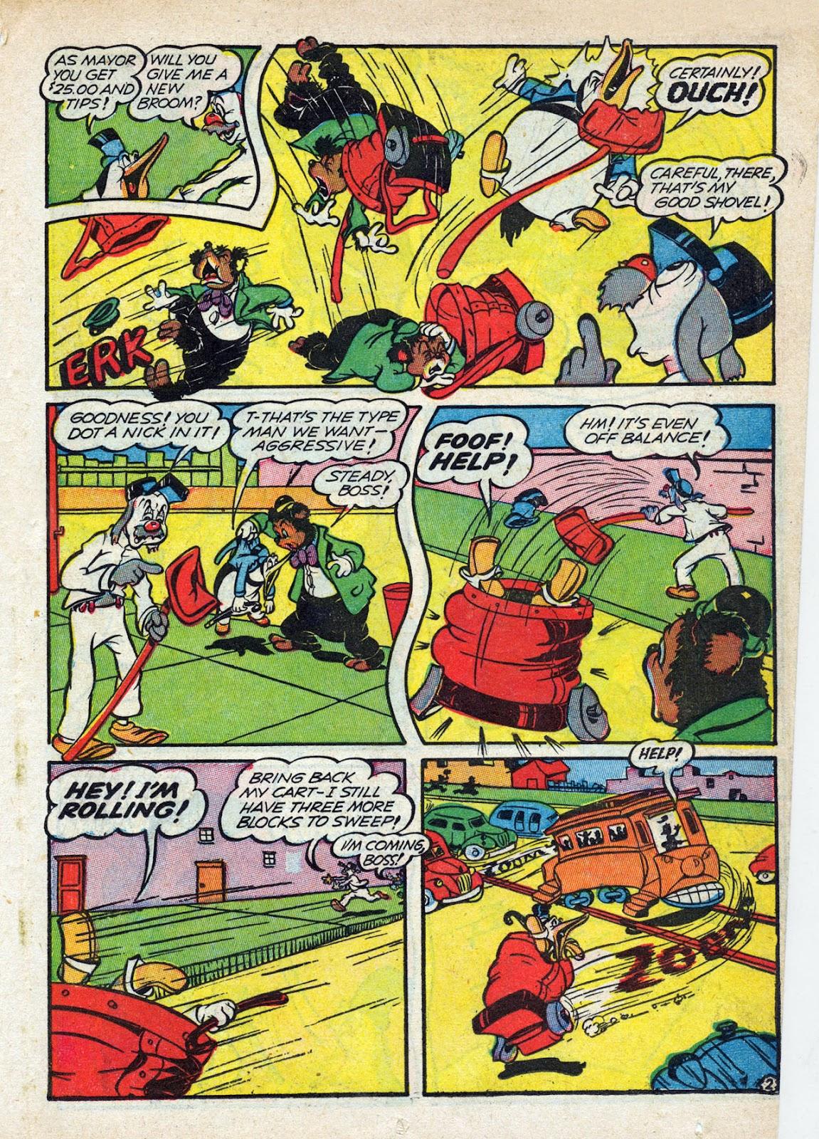 Read online Comedy Comics (1942) comic -  Issue #13 - 38