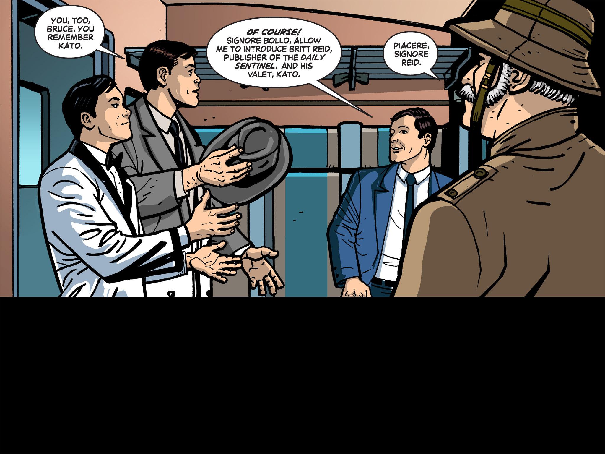 Read online Batman '66 Meets the Green Hornet [II] comic -  Issue #1 - 43