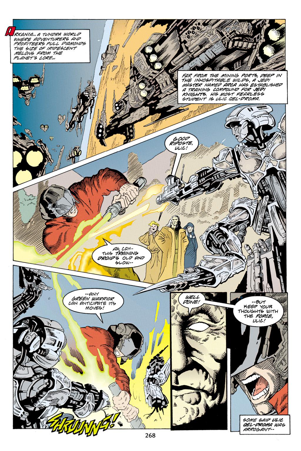 Read online Star Wars Omnibus comic -  Issue # Vol. 4 - 257