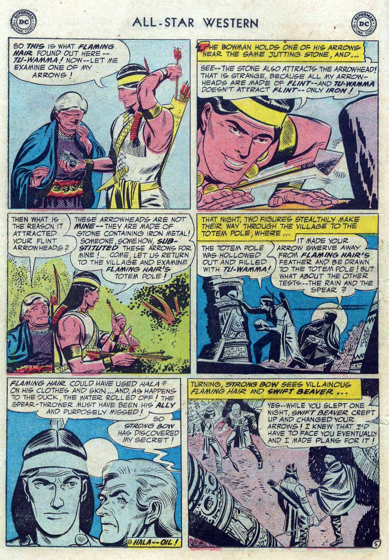Read online All-Star Western (1951) comic -  Issue #85 - 16