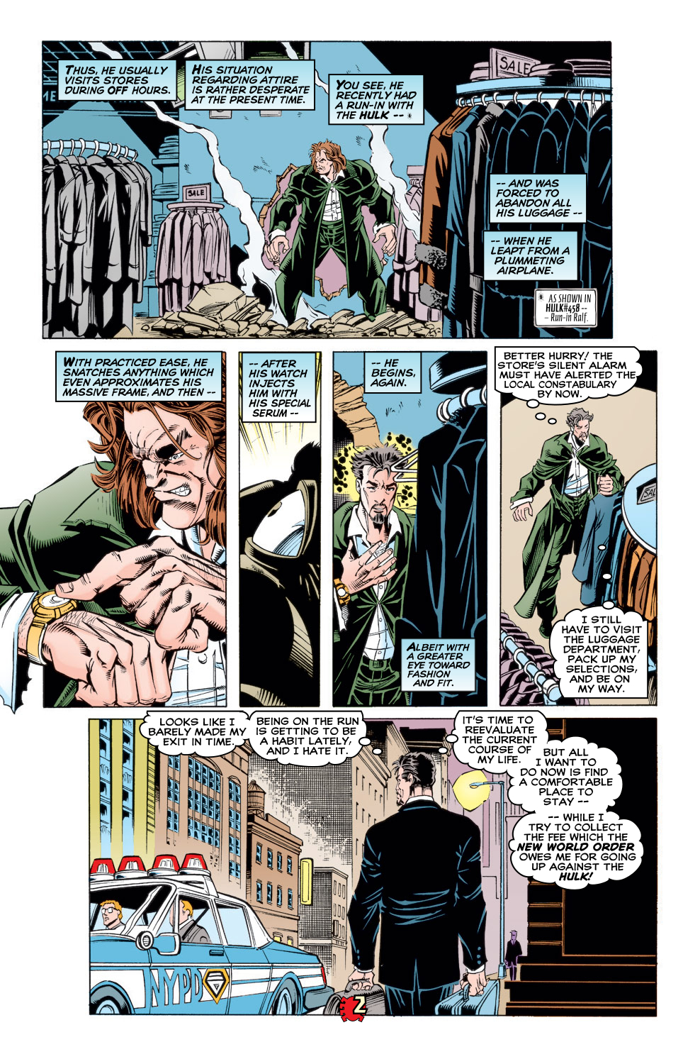 The Amazing Spider-Man (1963) 433 Page 2