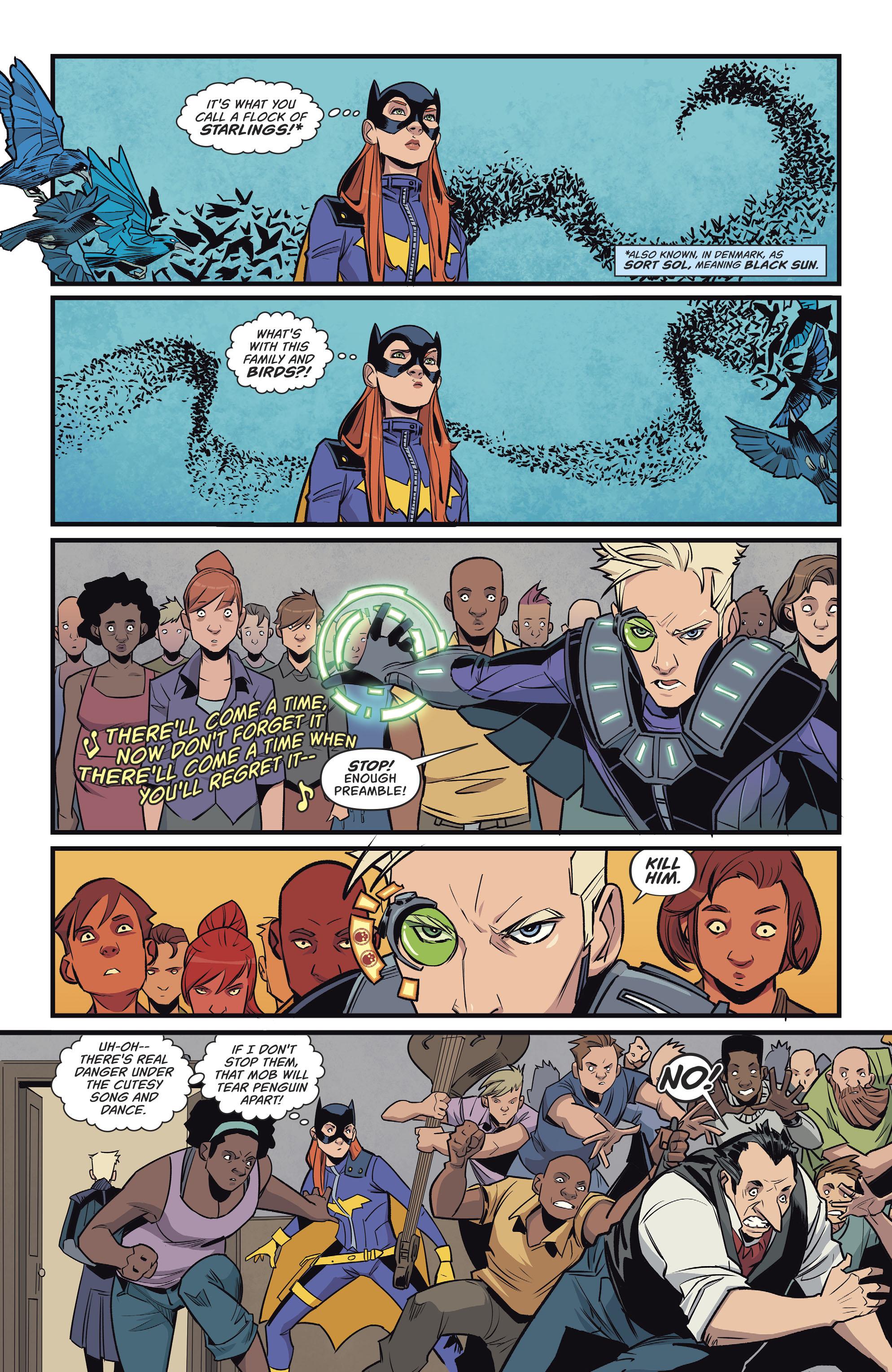 Read online Batgirl (2016) comic -  Issue #11 - 7
