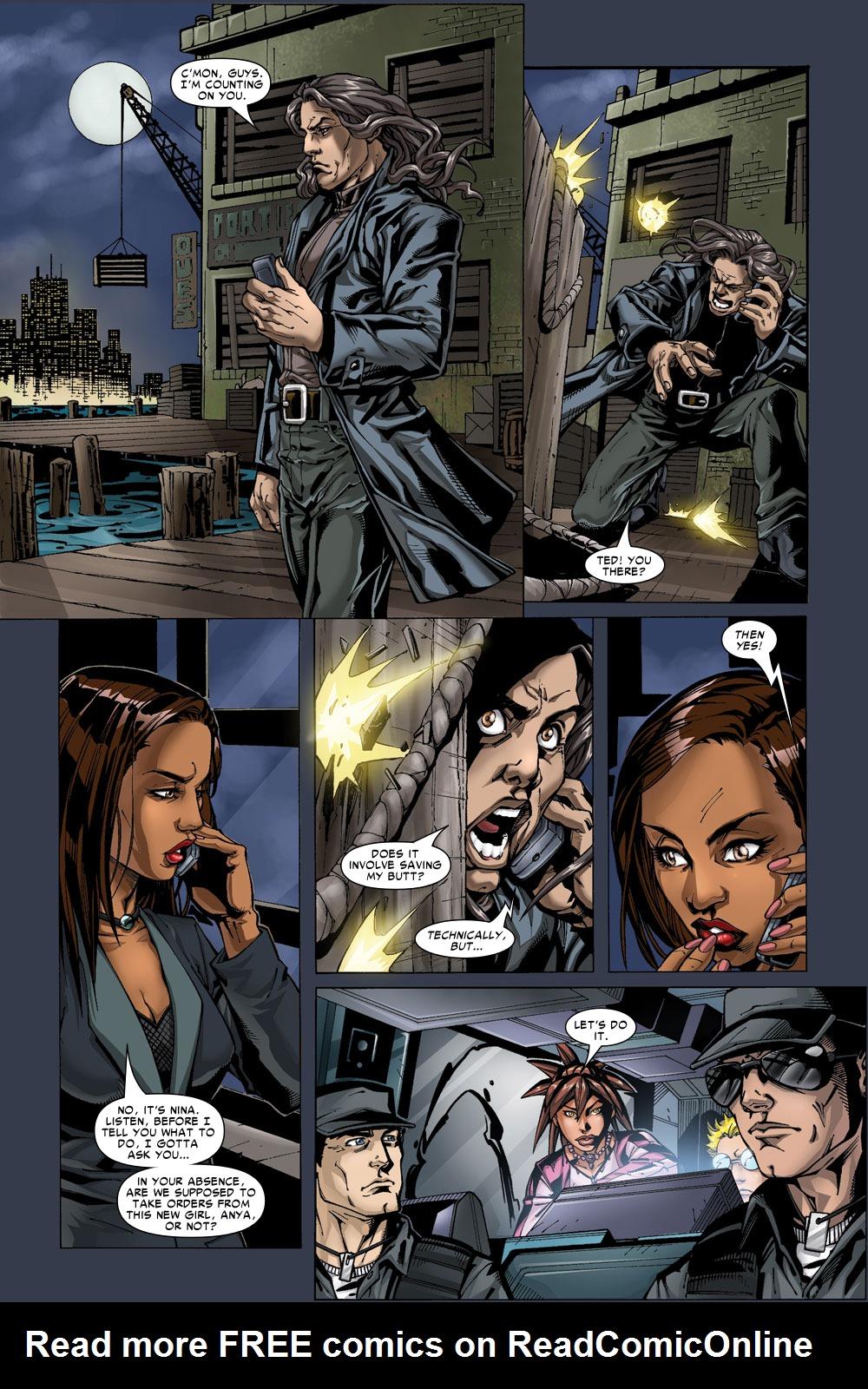 Read online Amazing Fantasy (2004) comic -  Issue #3 - 19