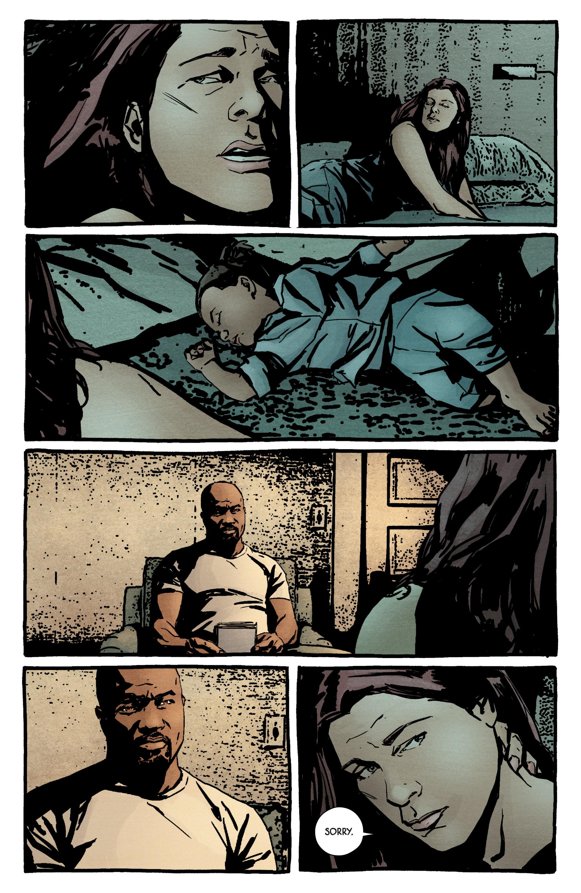 Read online Jessica Jones (2016) comic -  Issue #9 - 12