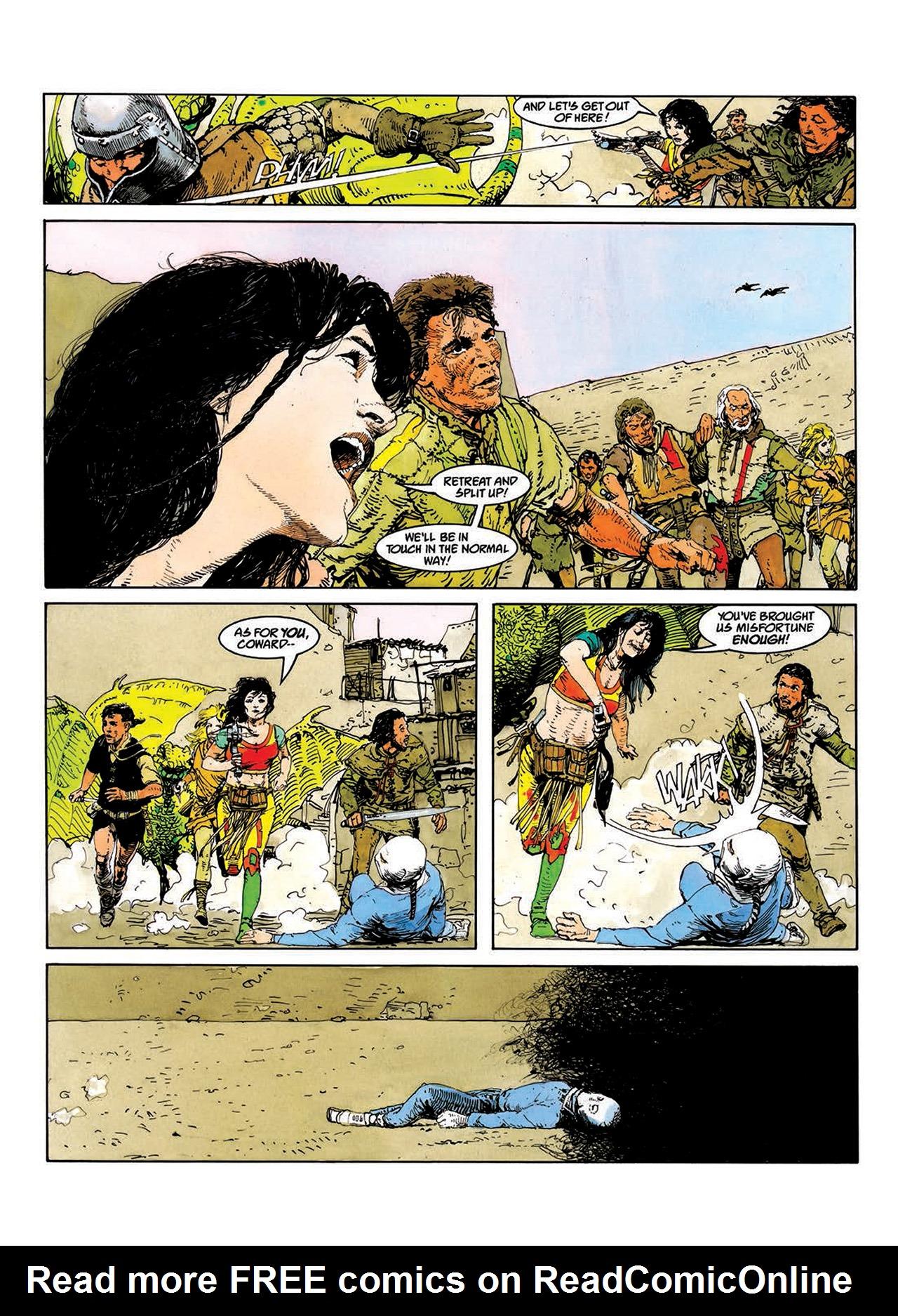 Read online Mazeworld comic -  Issue # TPB - 27