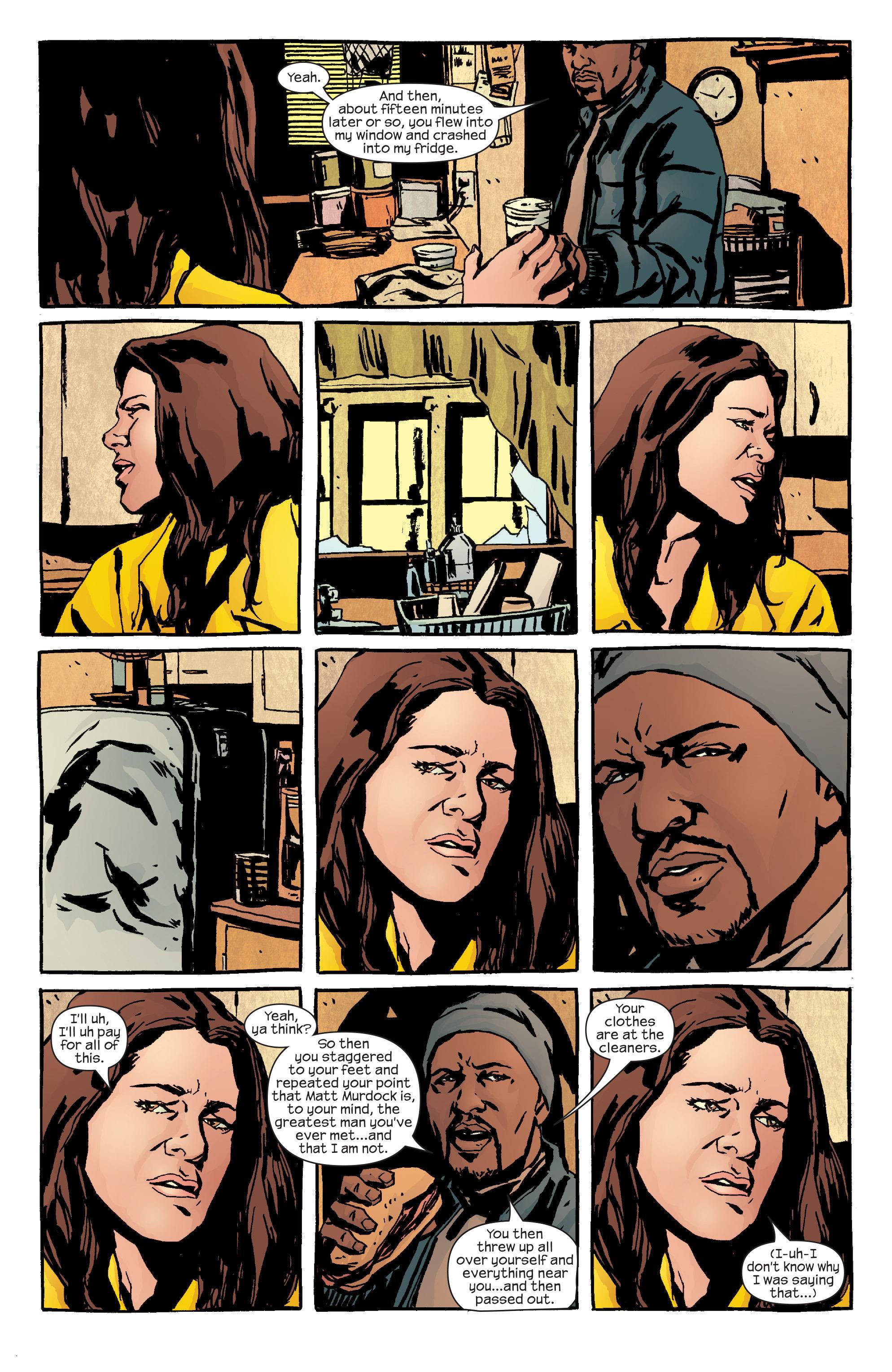 Read online Alias comic -  Issue #25 - 6
