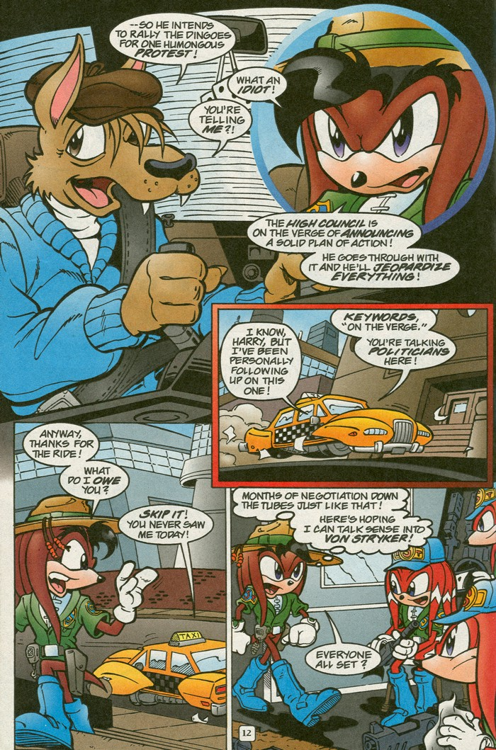 Read online Sonic Super Special comic -  Issue #14 - best of times - 25