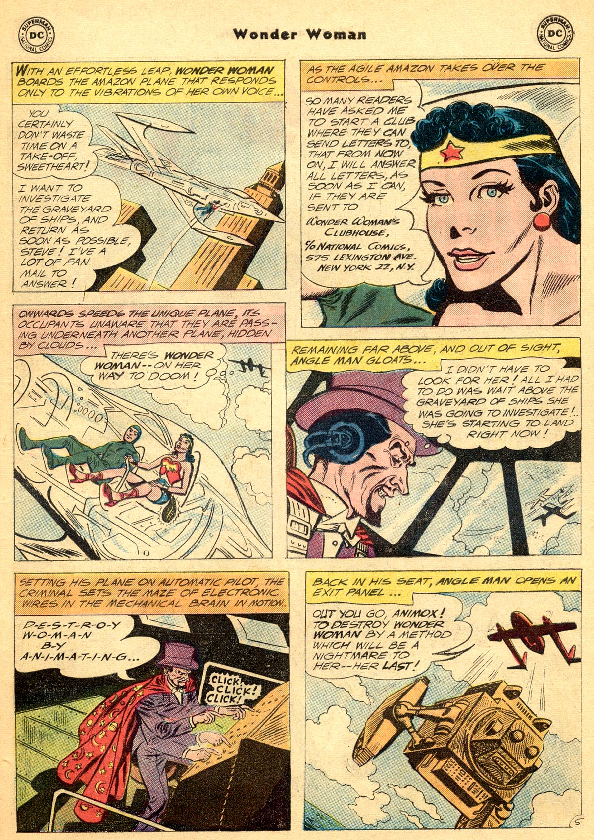 Read online Wonder Woman (1942) comic -  Issue #115 - 7