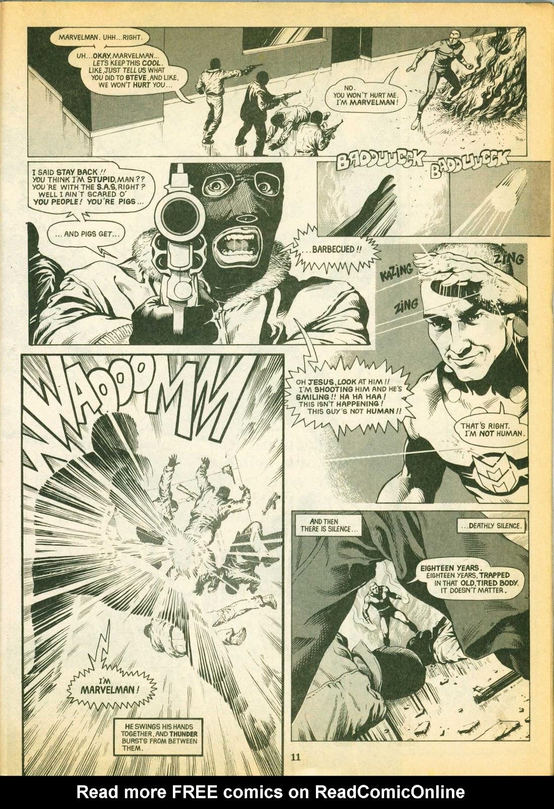 Warrior Issue #1 #2 - English 11