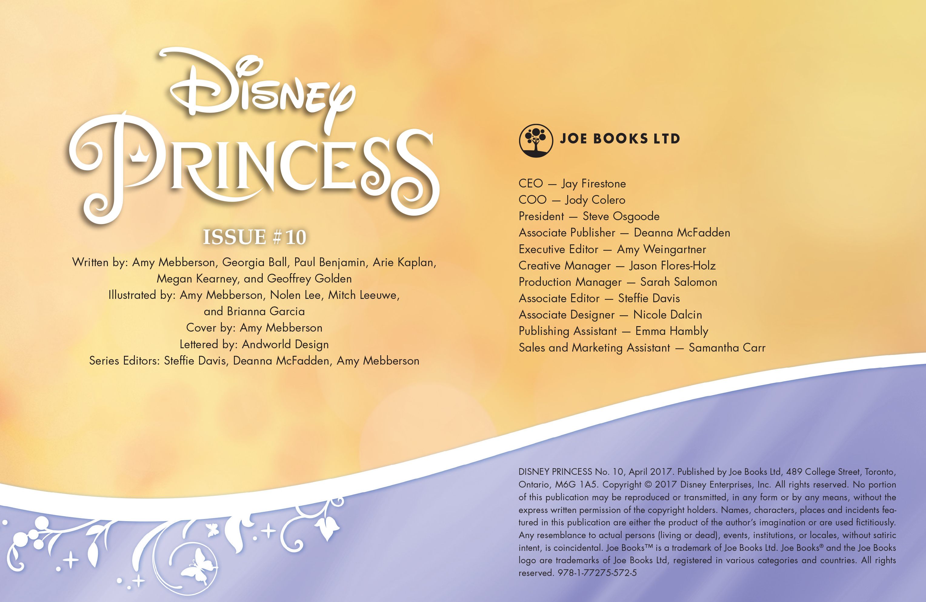 Read online Disney Princess comic -  Issue #10 - 2