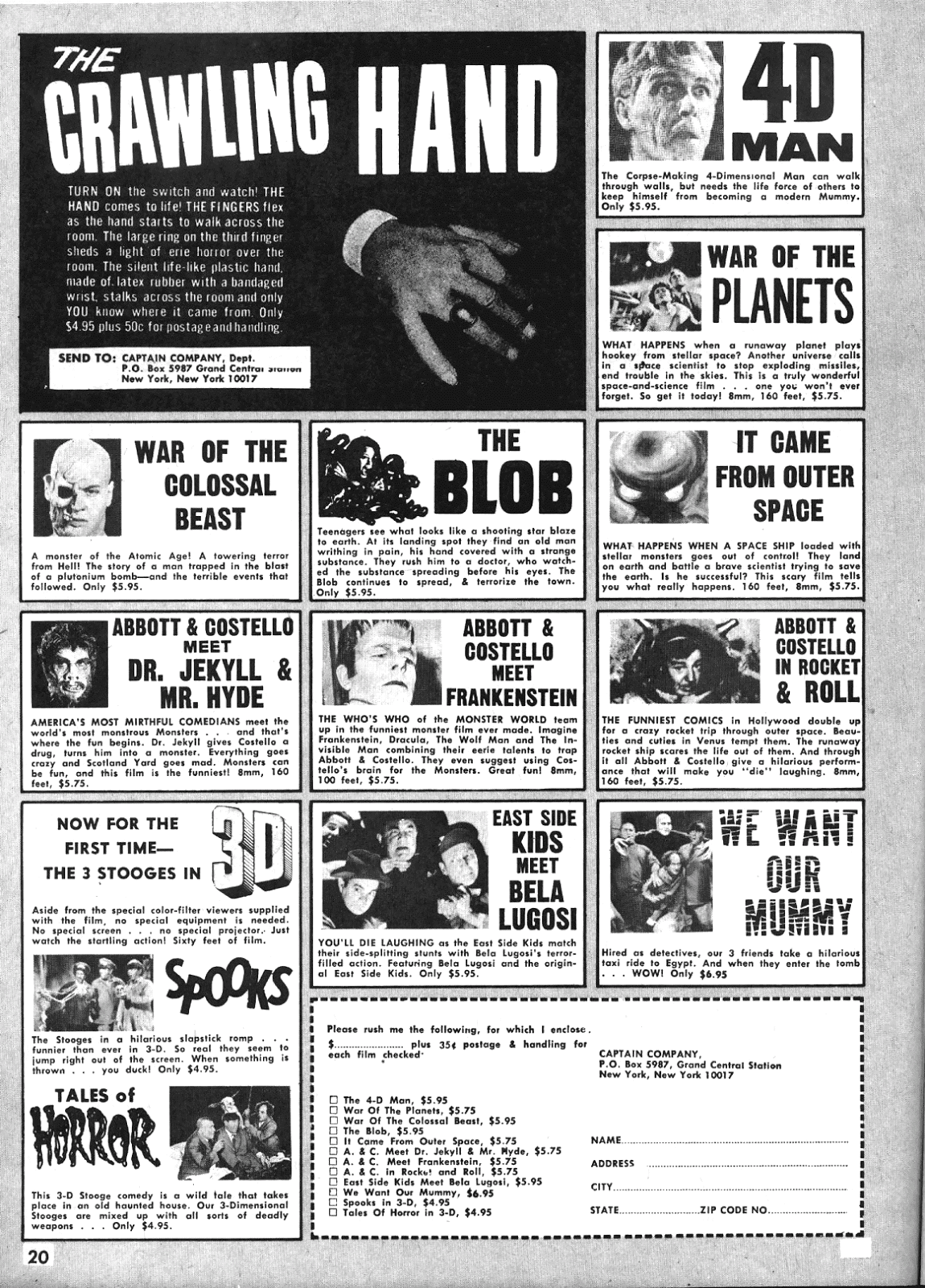 Creepy (1964) Issue #25 #25 - English 20