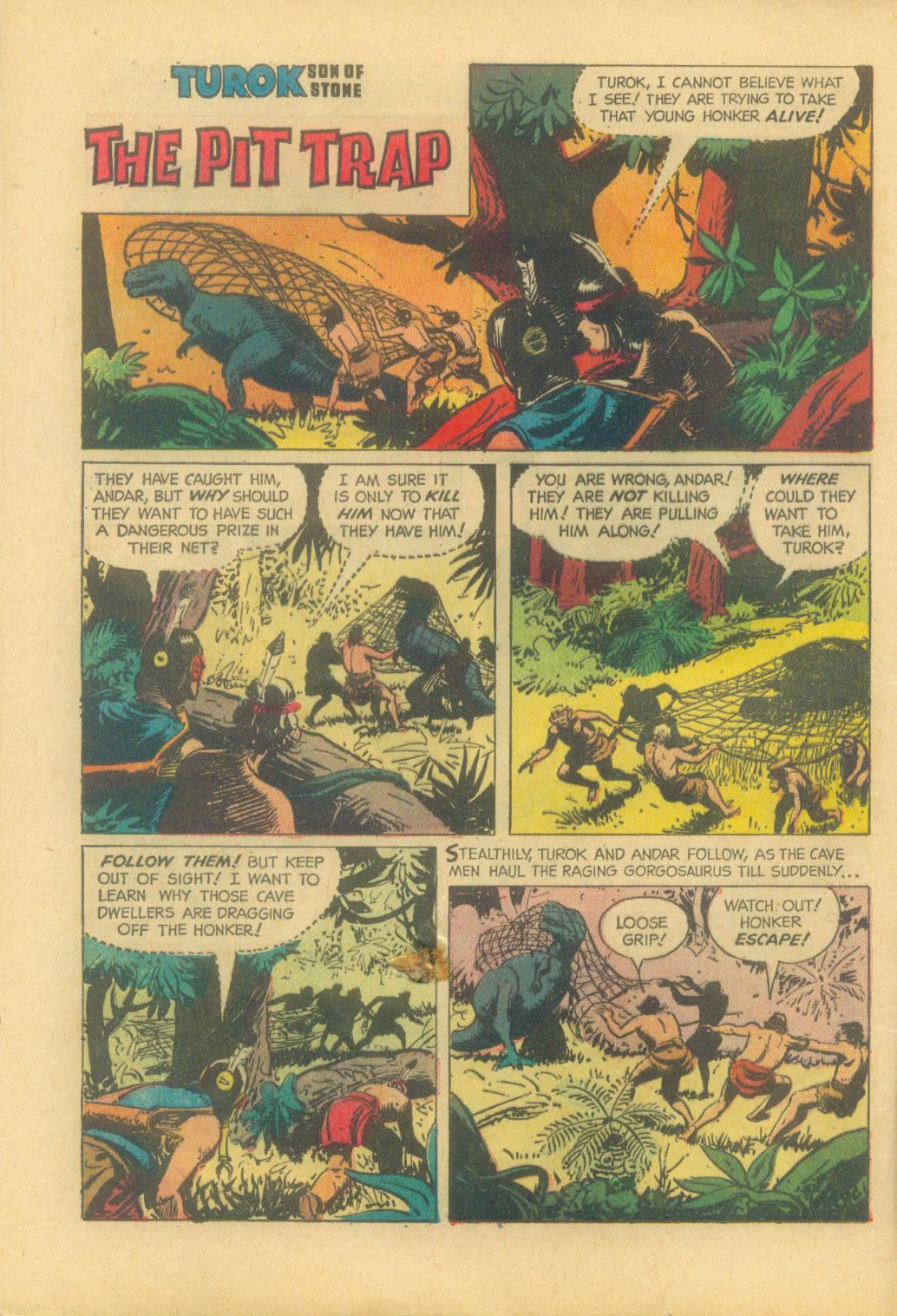 Read online Turok, Son of Stone comic -  Issue #29 - 24