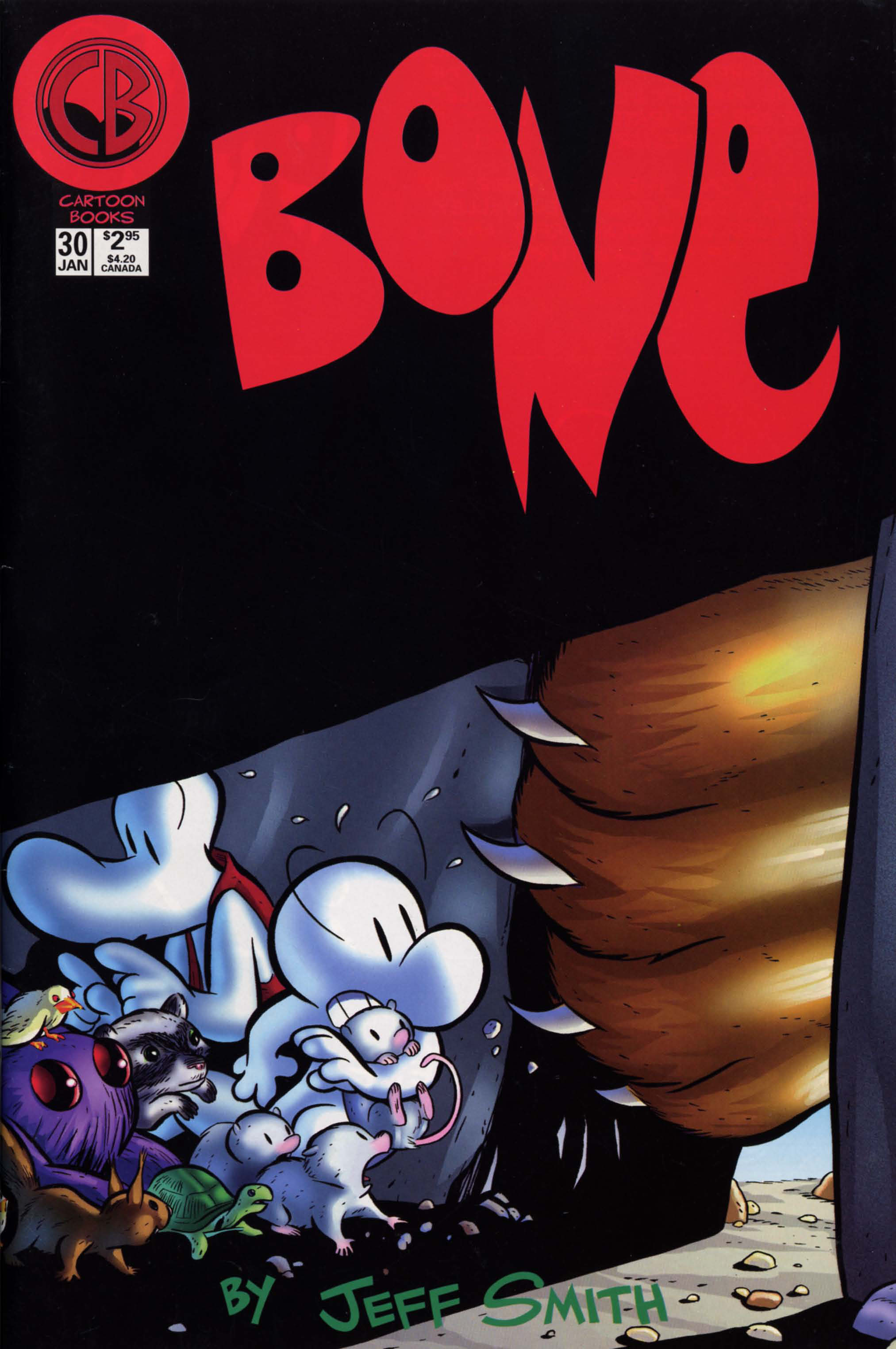 Bone 1991 Issue 30