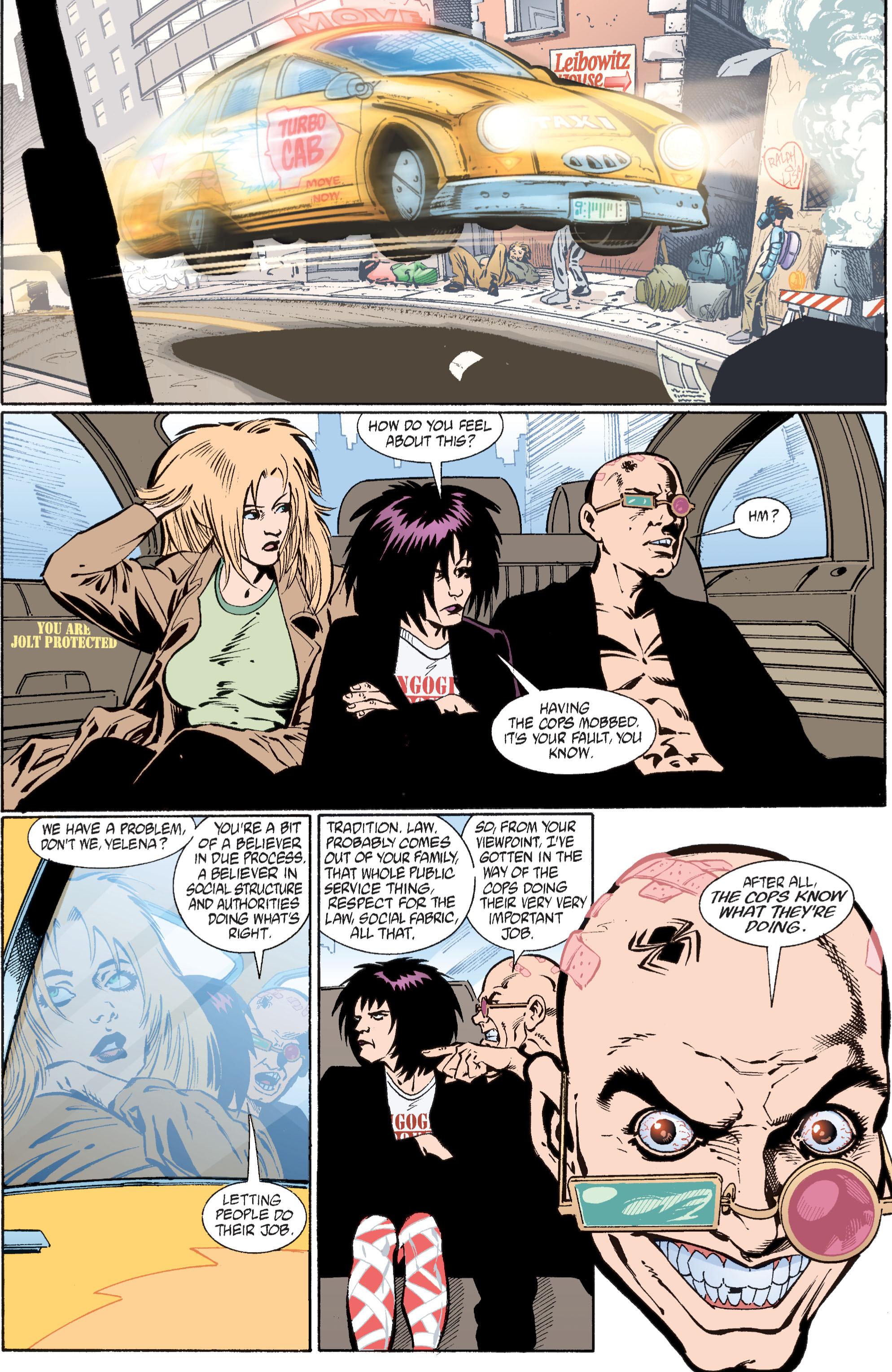Read online Transmetropolitan comic -  Issue #29 - 8
