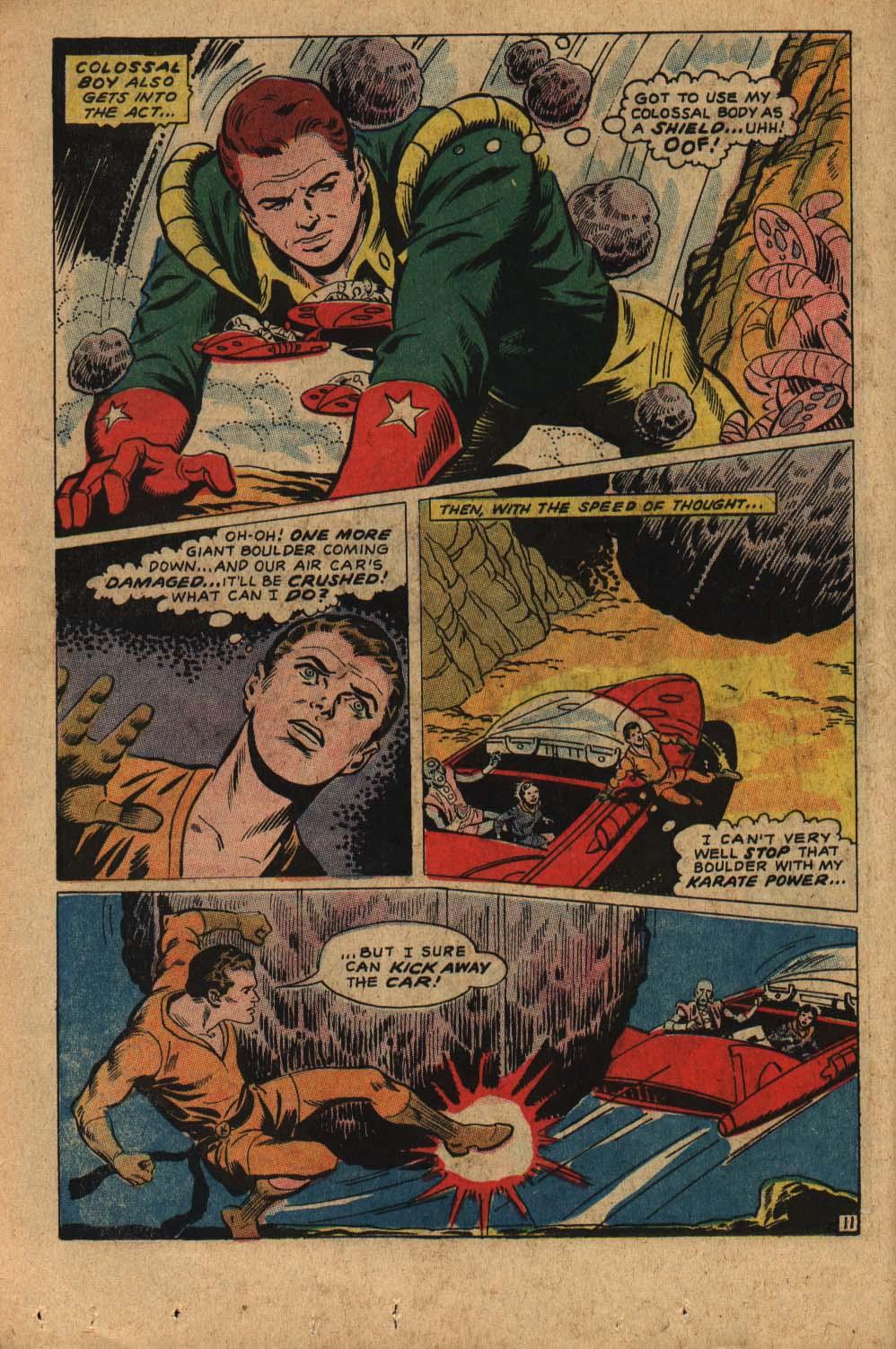 Read online Adventure Comics (1938) comic -  Issue #361 - 14