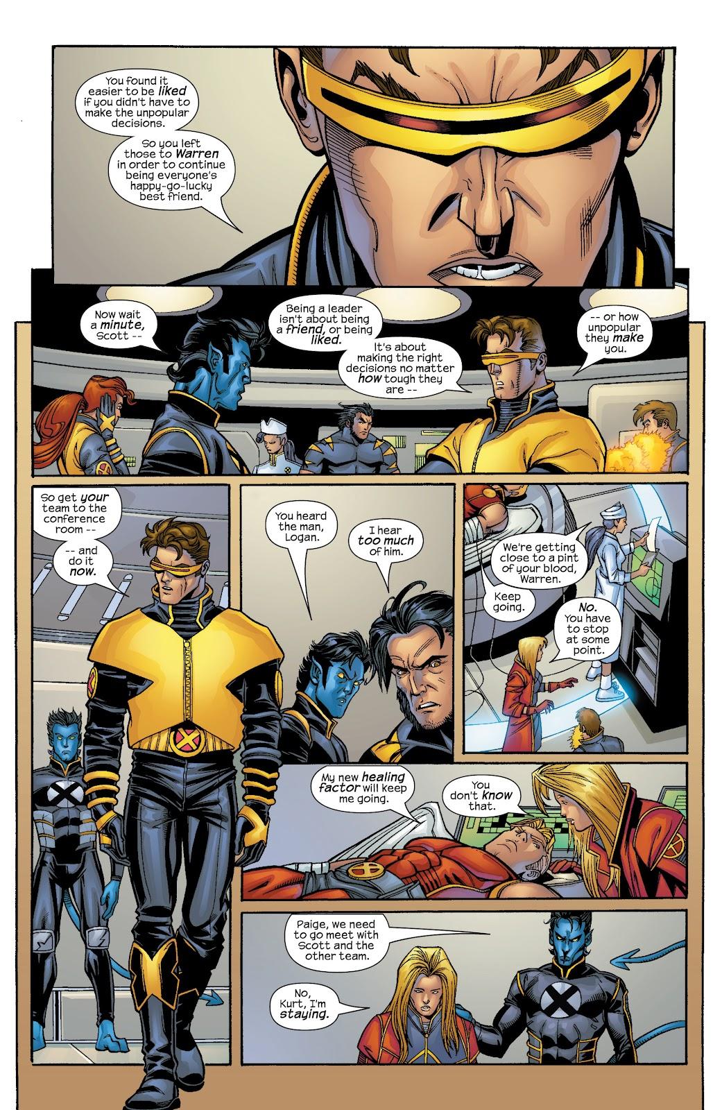 Uncanny X-Men (1963) issue 423 - Page 10