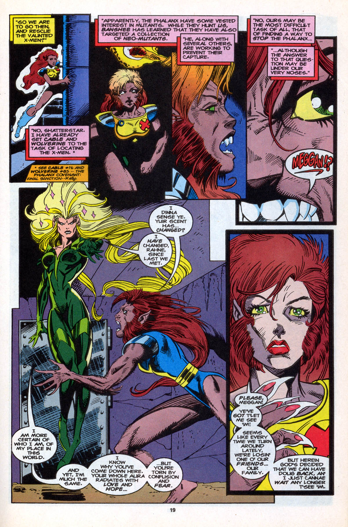 Read online X-Factor (1986) comic -  Issue #106 - 21