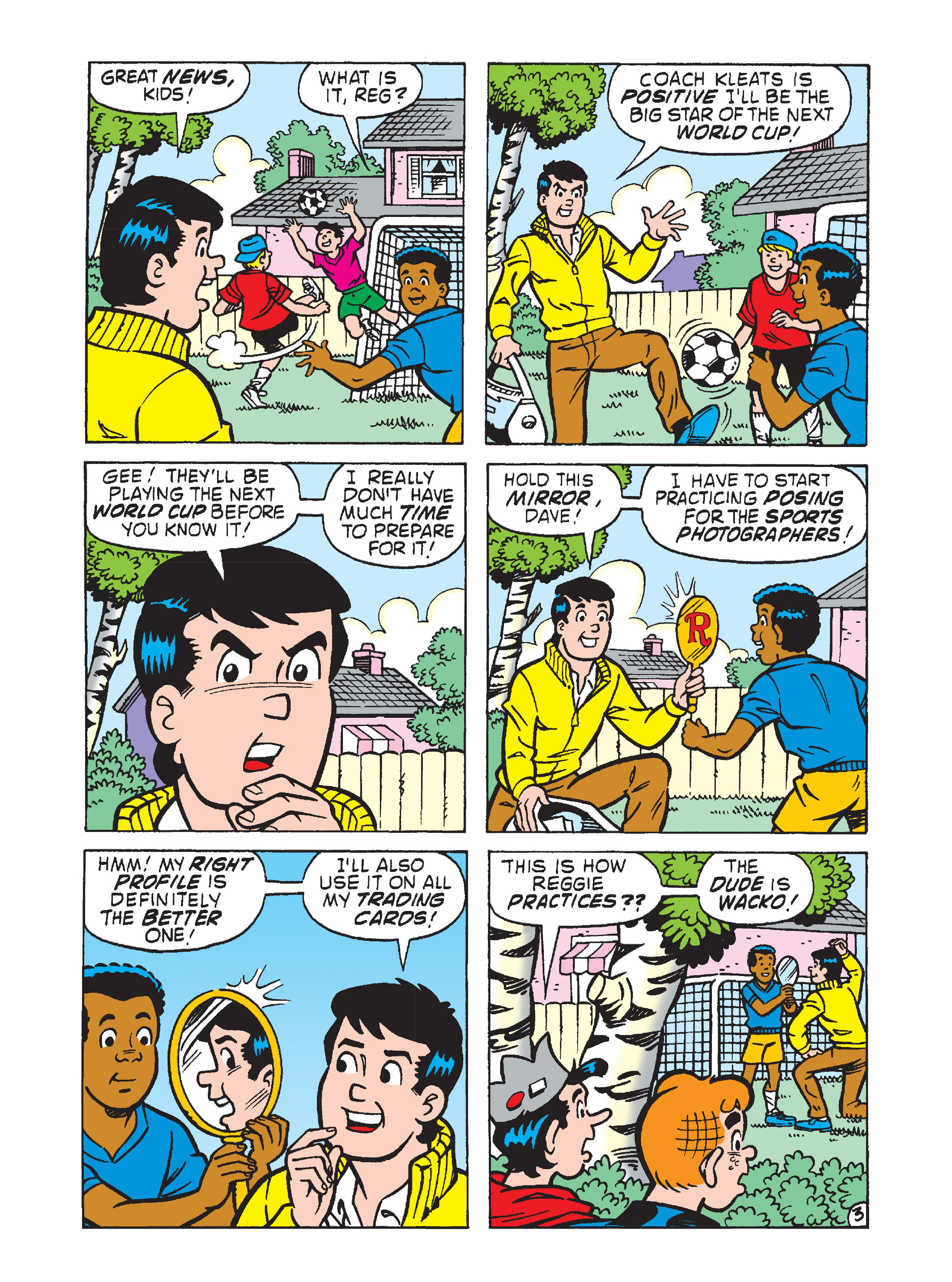 Read online Archie's Funhouse Double Digest comic -  Issue #2 - 86