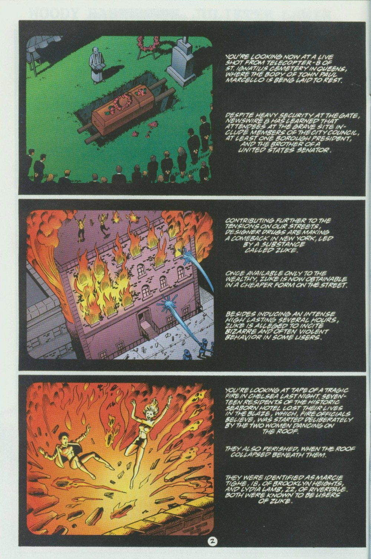 Read online Sludge comic -  Issue #8 - 3