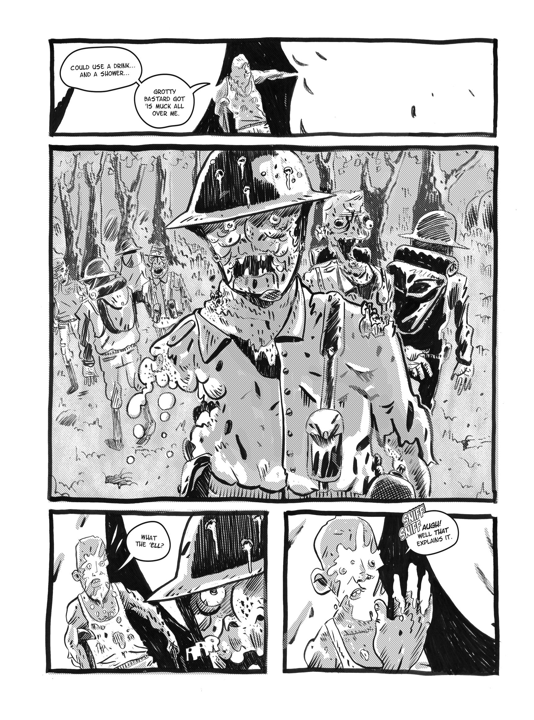 Read online FUBAR comic -  Issue #1 - 68