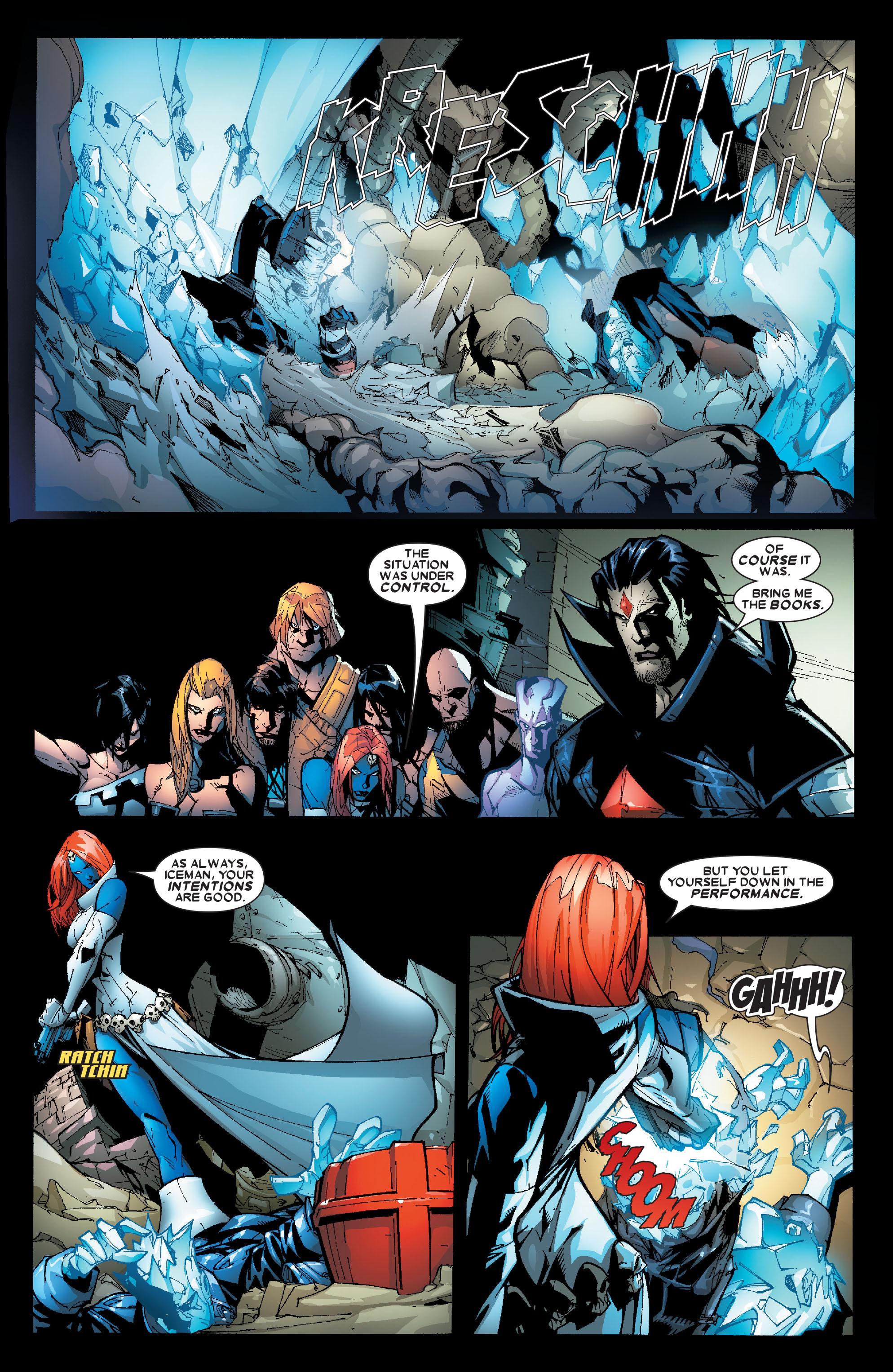 X-Men (1991) 203 Page 17