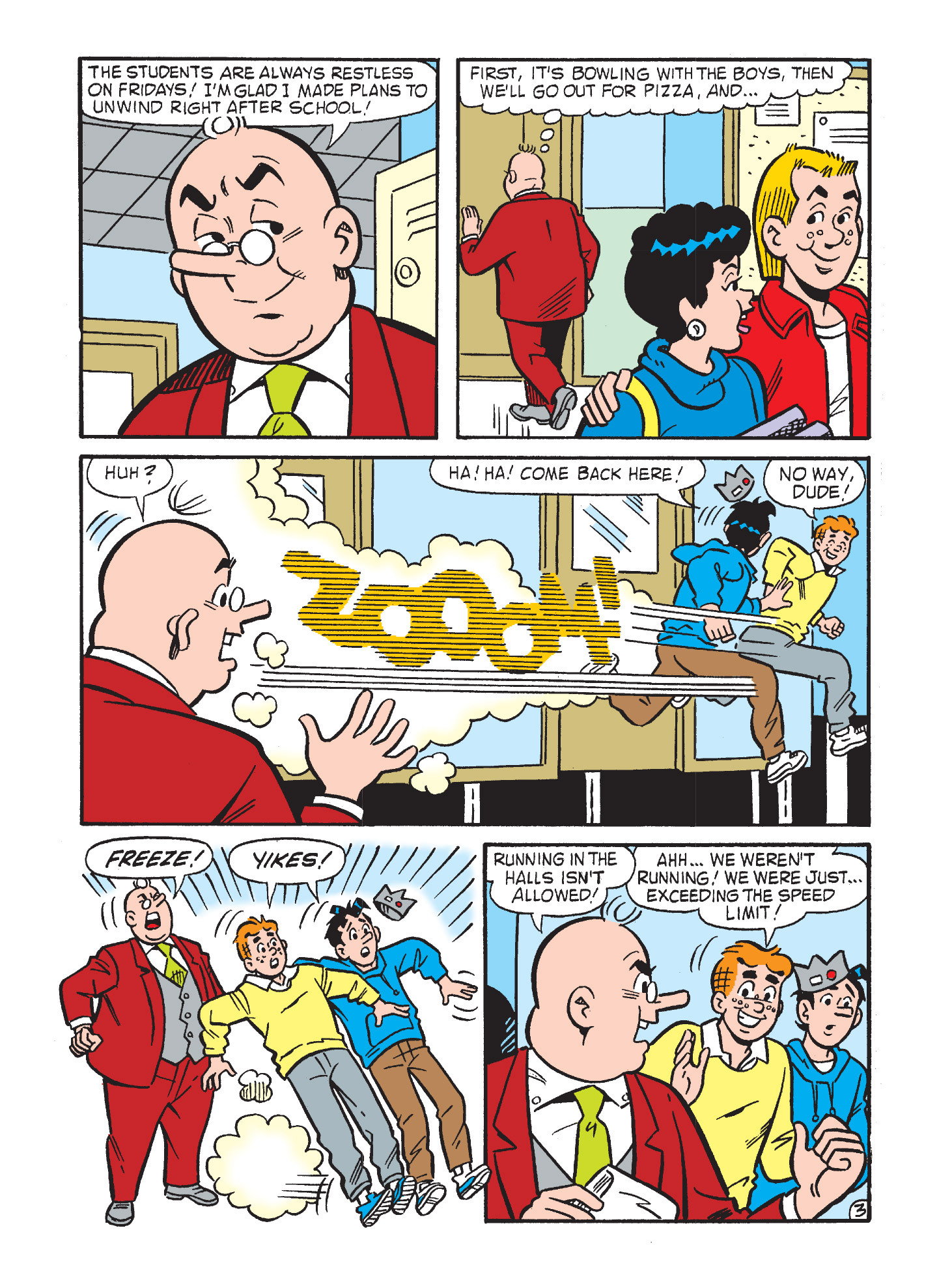 Read online Archie's Funhouse Double Digest comic -  Issue #3 - 117