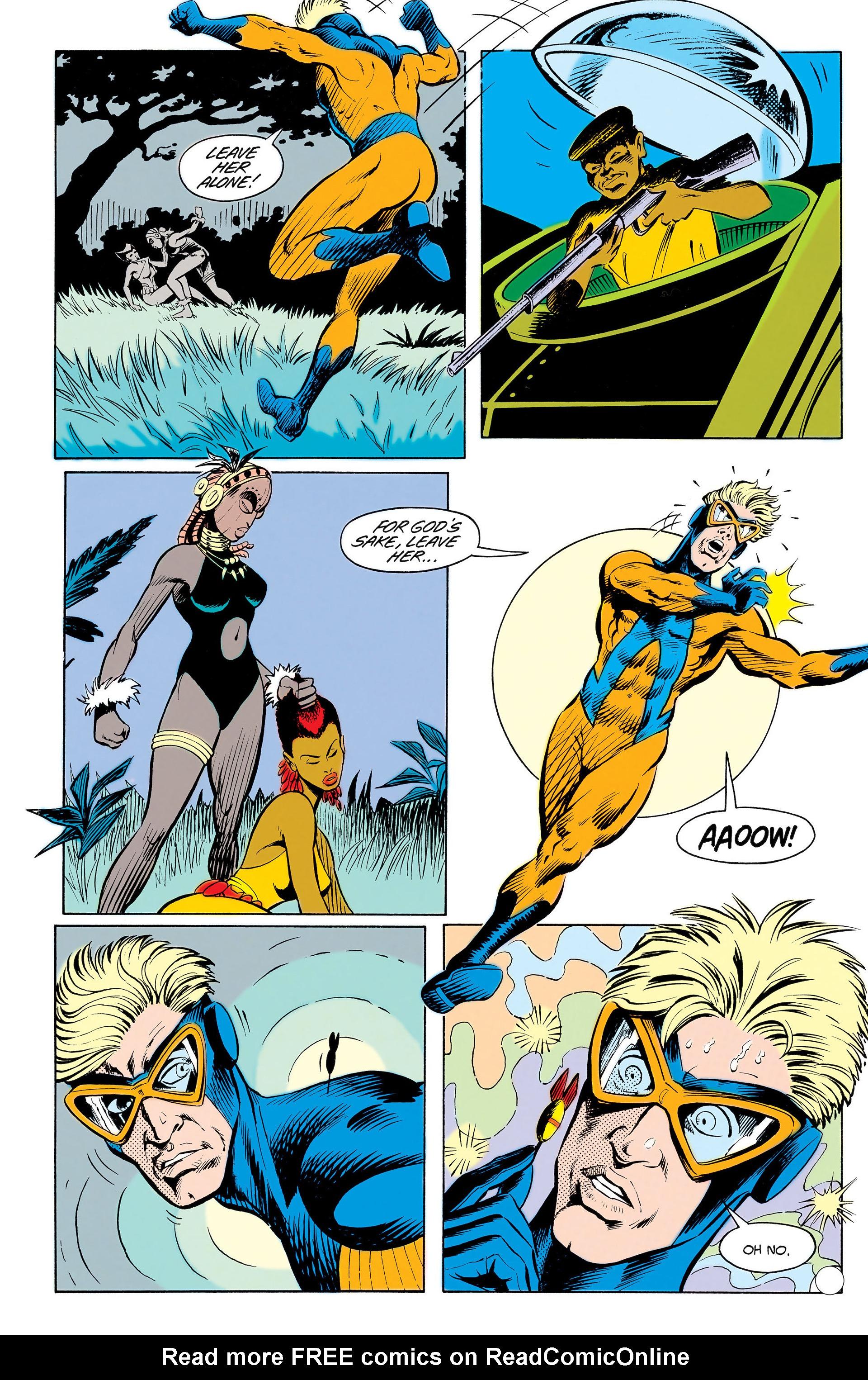 Read online Animal Man (1988) comic -  Issue #11 - 17