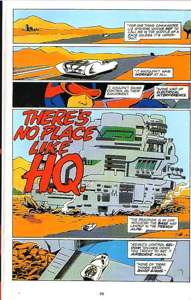 Racer X (1988) issue 4 - Page 1