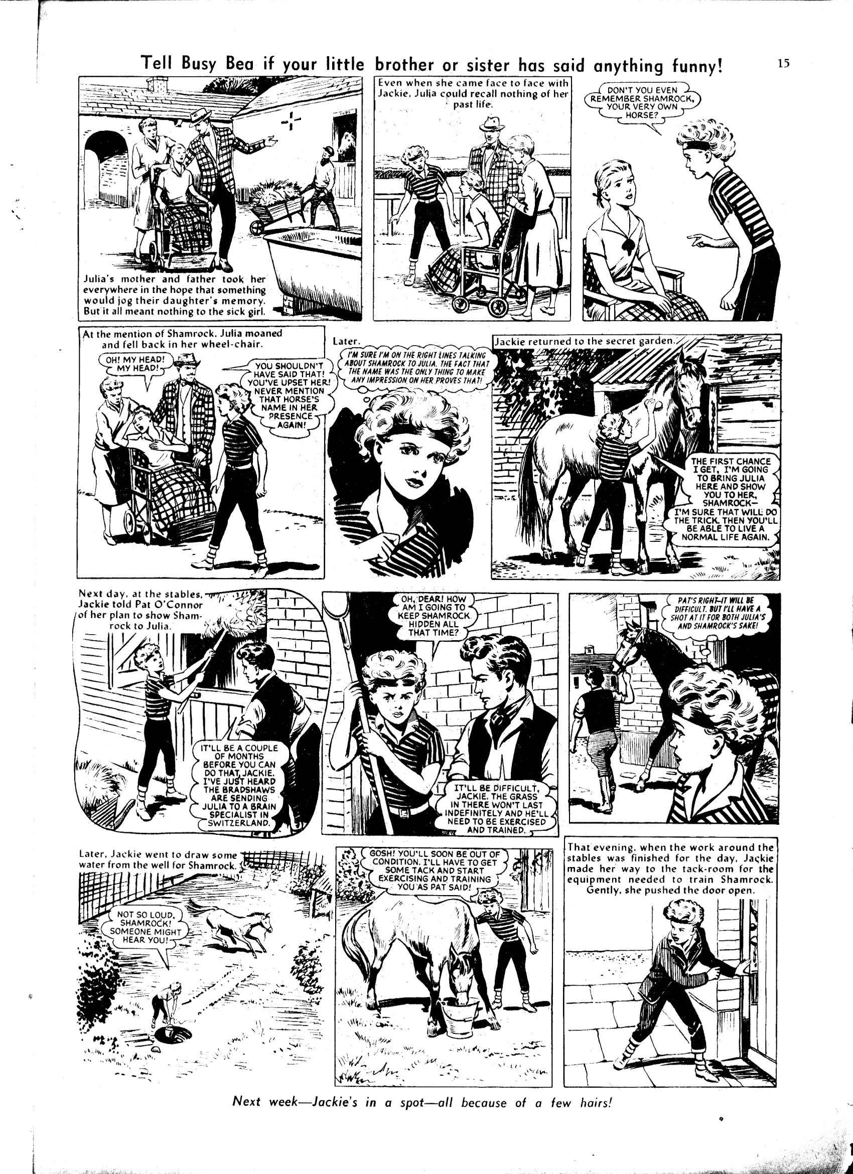 Read online Judy comic -  Issue #46 - 15