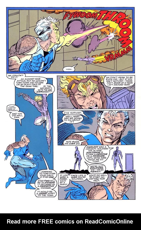 Read online Wolverine: Origins comic -  Issue #25 - 31