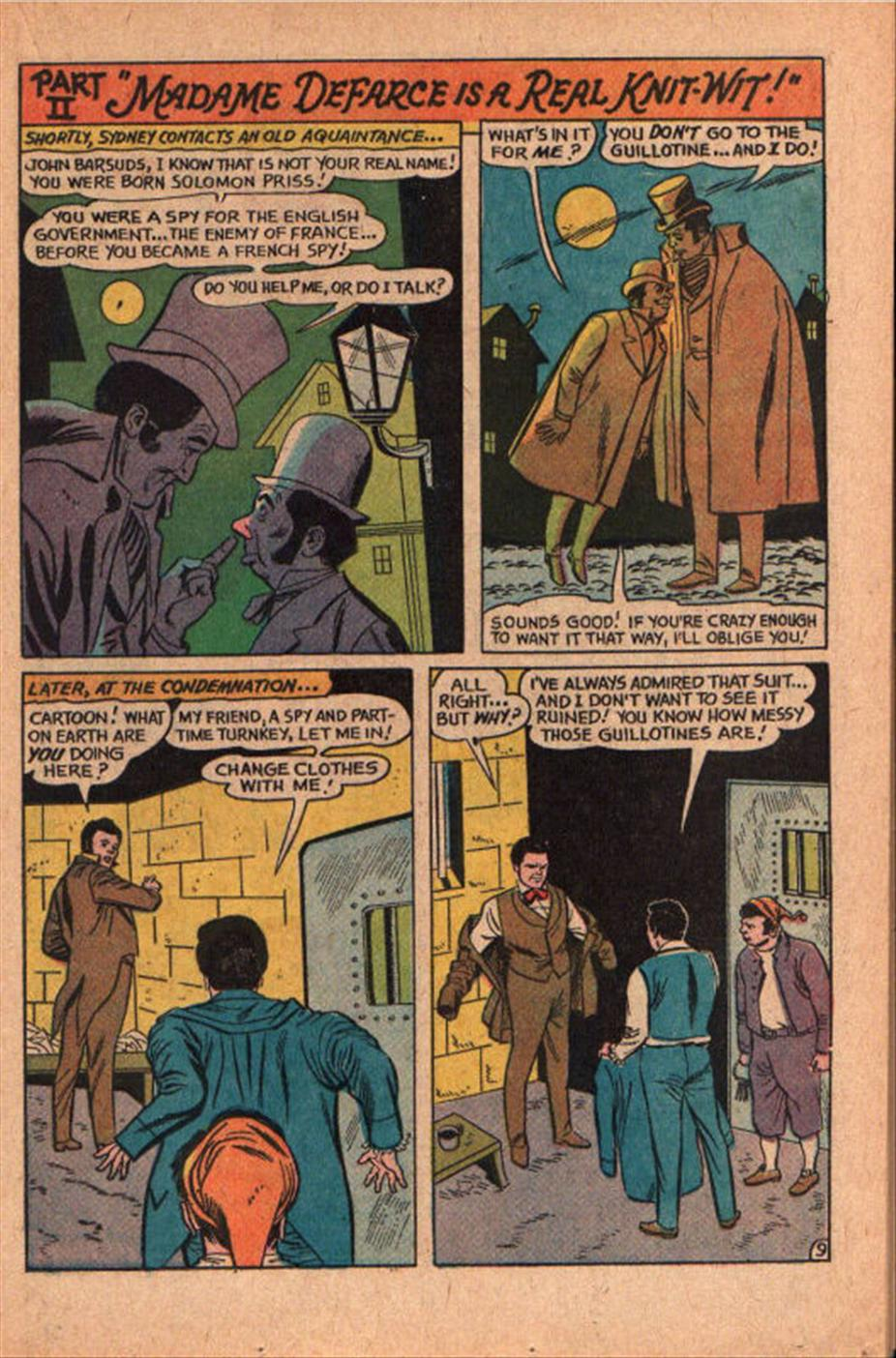 The Inferior Five issue 5 - Page 15