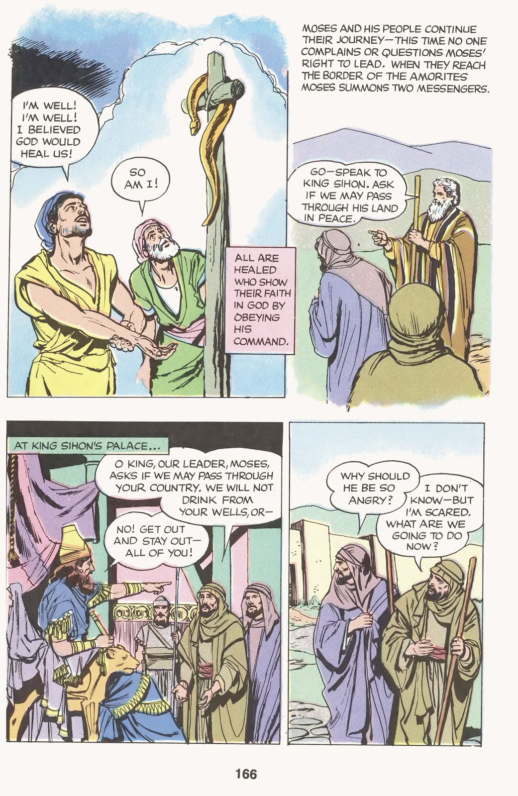 The Picture Bible issue TPB (Part 2) - Page 69