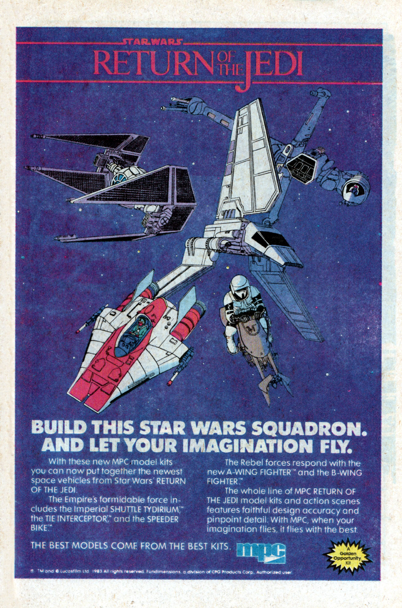 Read online Star Wars: Return of the Jedi comic -  Issue #2 - 30