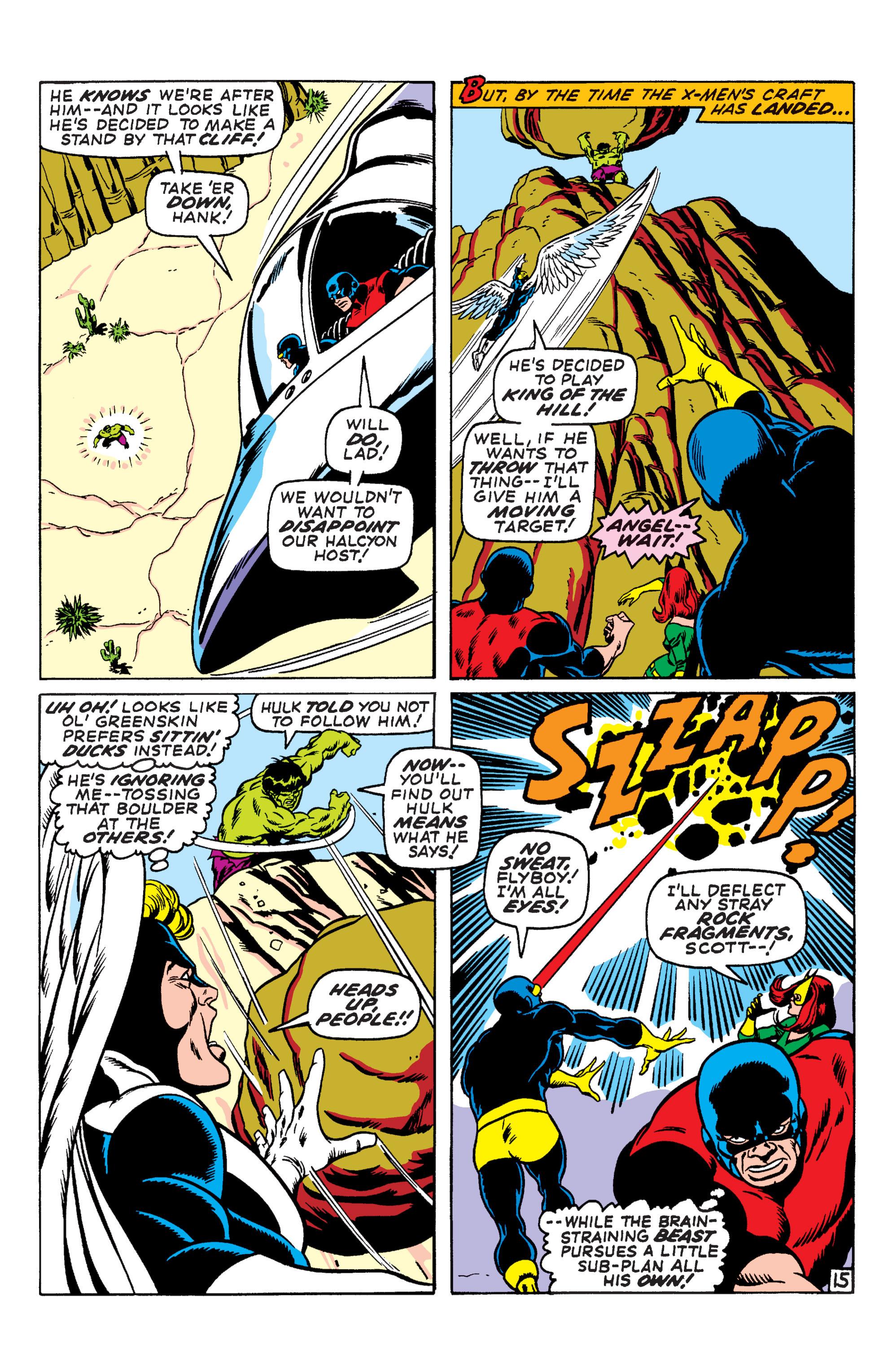Uncanny X-Men (1963) 66 Page 15