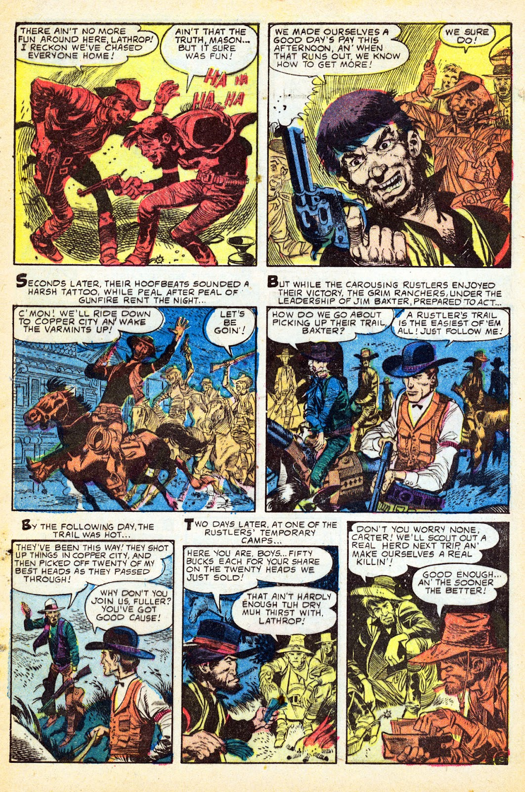 Gunsmoke Western issue 37 - Page 5
