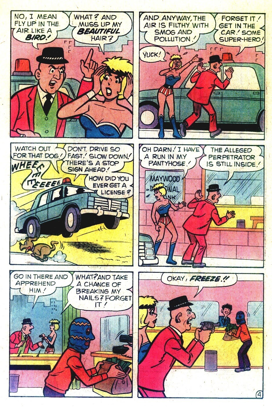 Read online Madhouse Comics comic -  Issue #120 - 23