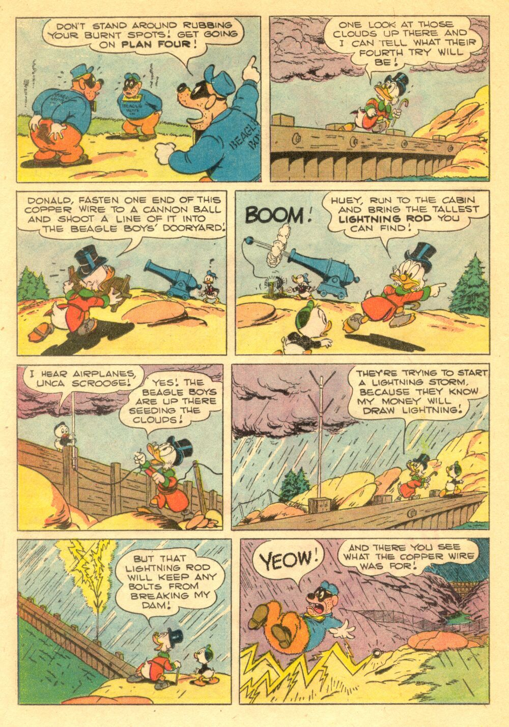 Read online Uncle Scrooge (1953) comic -  Issue #1 - 24
