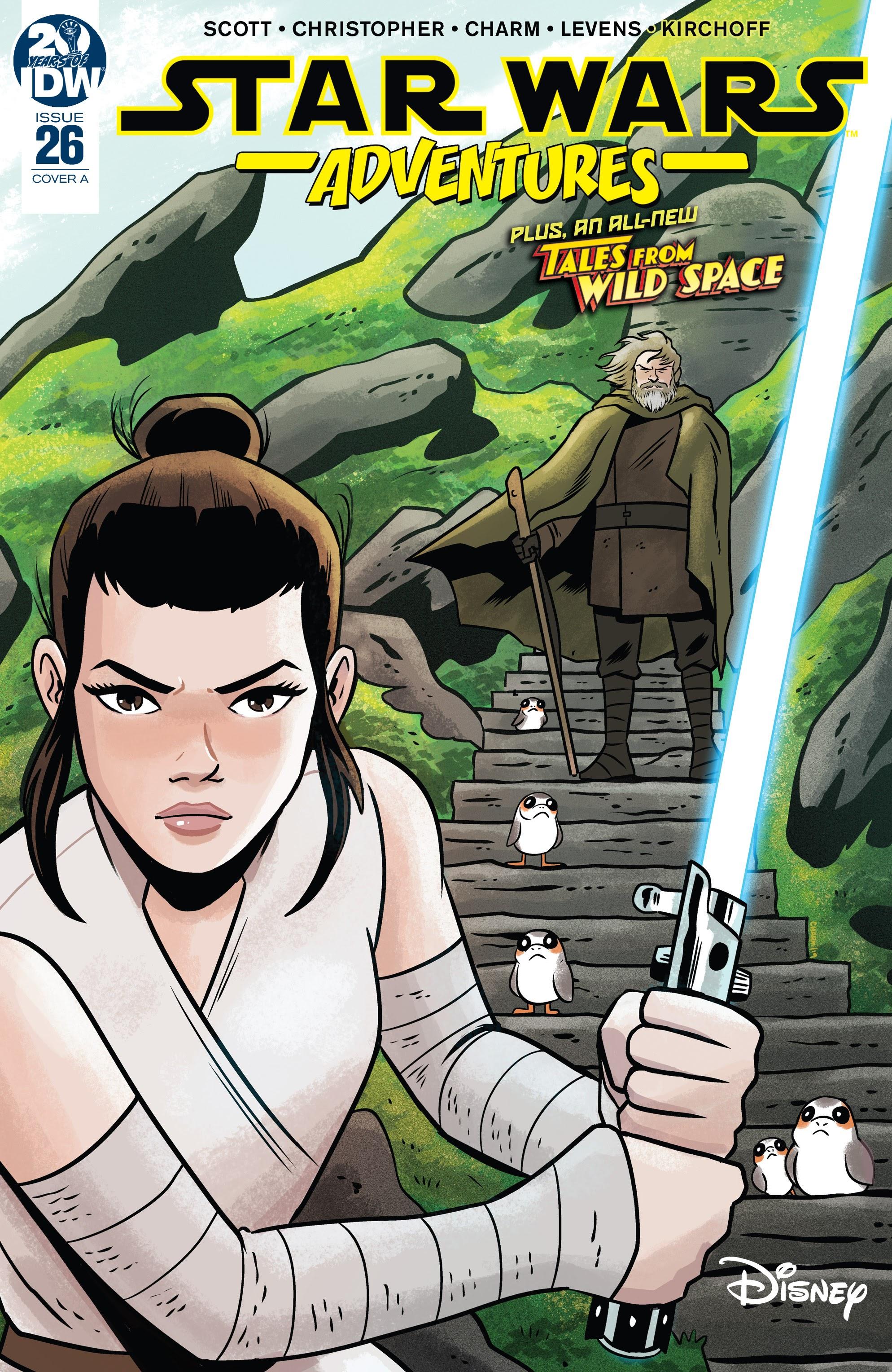 Star Wars Adventures (2017) 26 Page 1