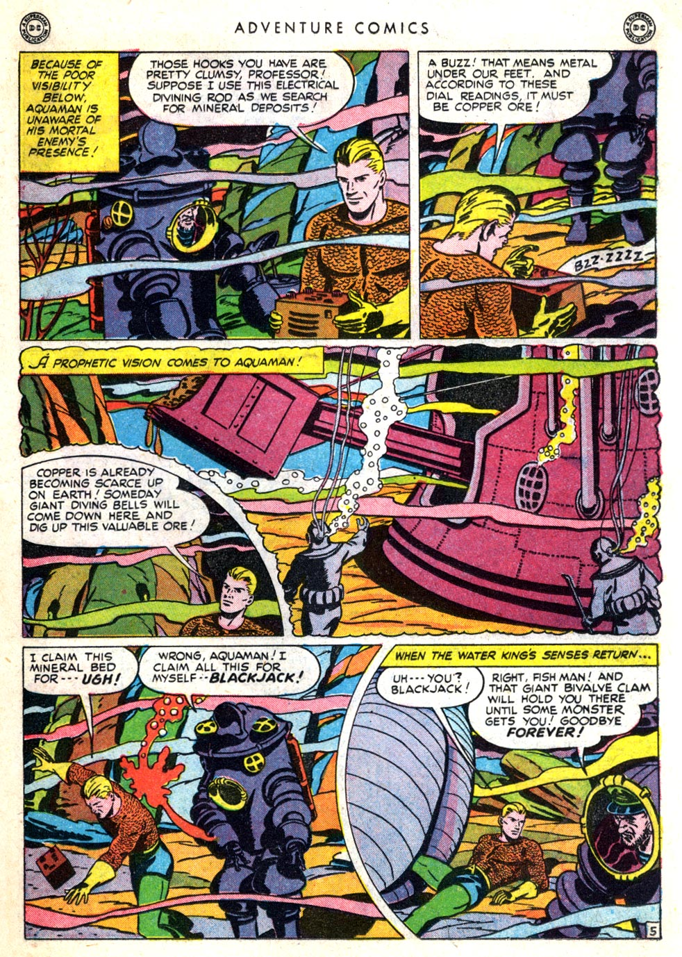 Read online Adventure Comics (1938) comic -  Issue #137 - 27